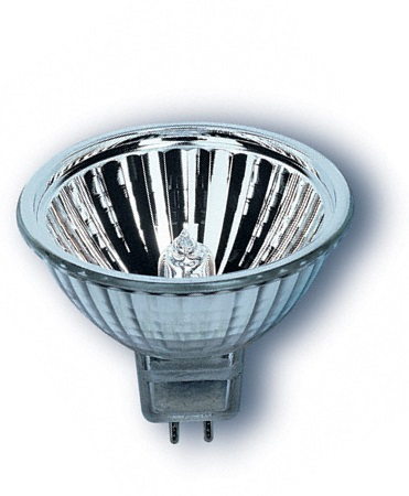 1 Stk QR-CBC51 FL 35W ECO GU5,3 24°, NV-Kaltspiegelreflektorlampe LI5W516615