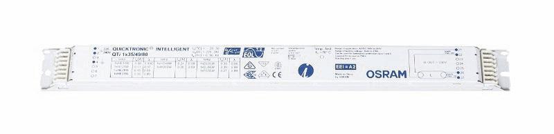 EVG QTi 1x35/49/80/220-240 für T5 Multiwatt nicht dimmbar