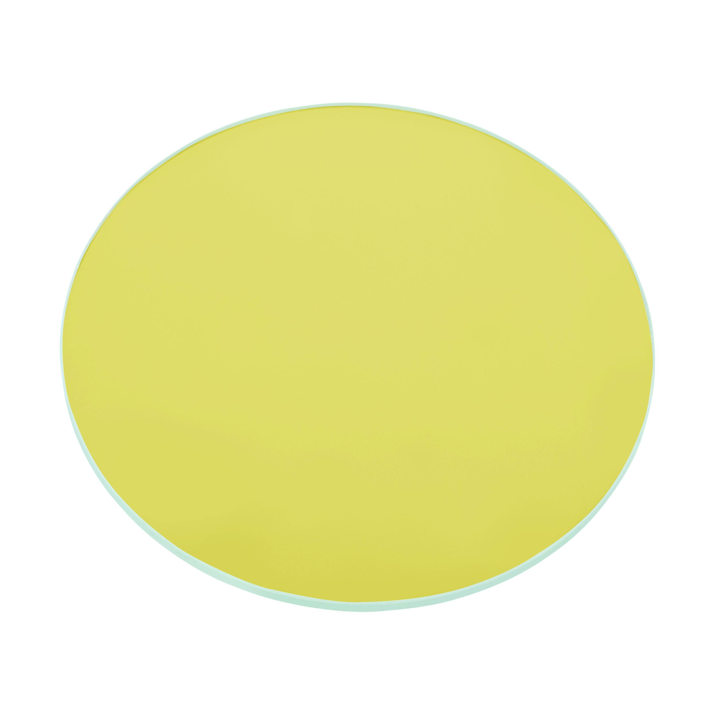1 Stk Filtergläser fürFerronego gelb, für Brot und Käse  LI60304---