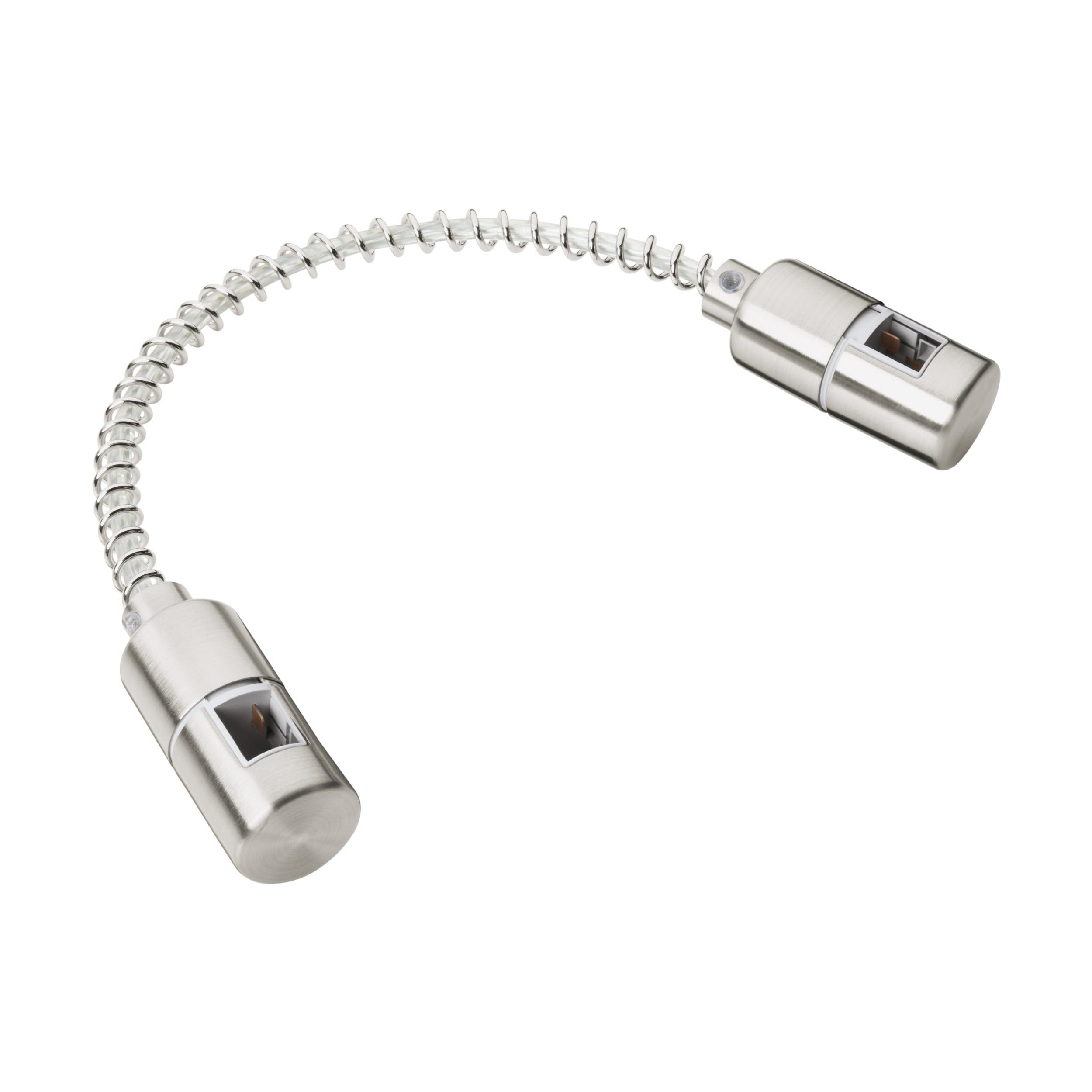 1 Stk Flexverbinder Villanova 1 nickelmatt IP20 LI61339---