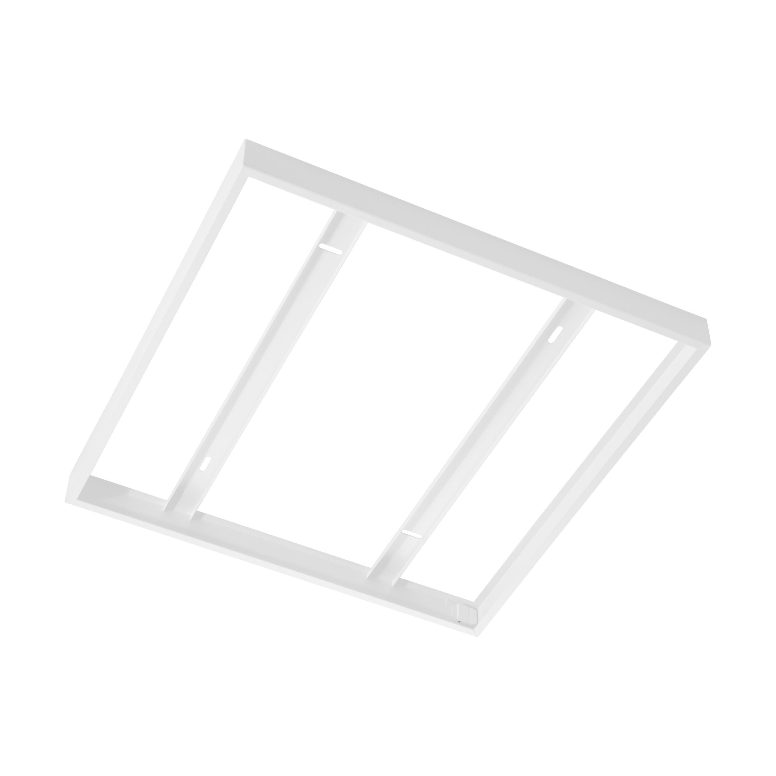 1 Stk Aufbaurahmen für Salobrena 1 595 / 620 weiß  LI61359---
