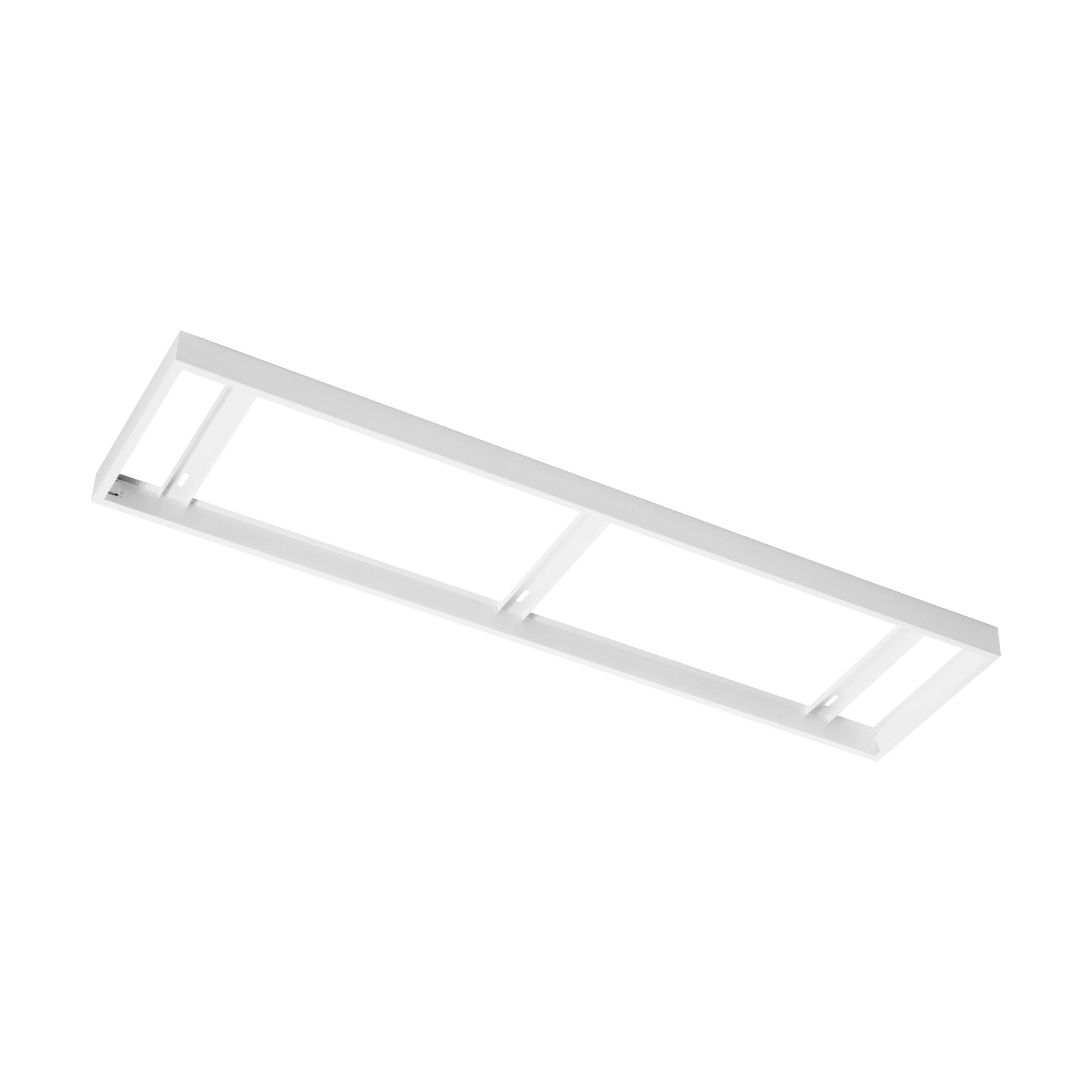 1 Stk Aufbaurahmen für Salobrena 1 1.200 / 1.250 weiß  LI61361---
