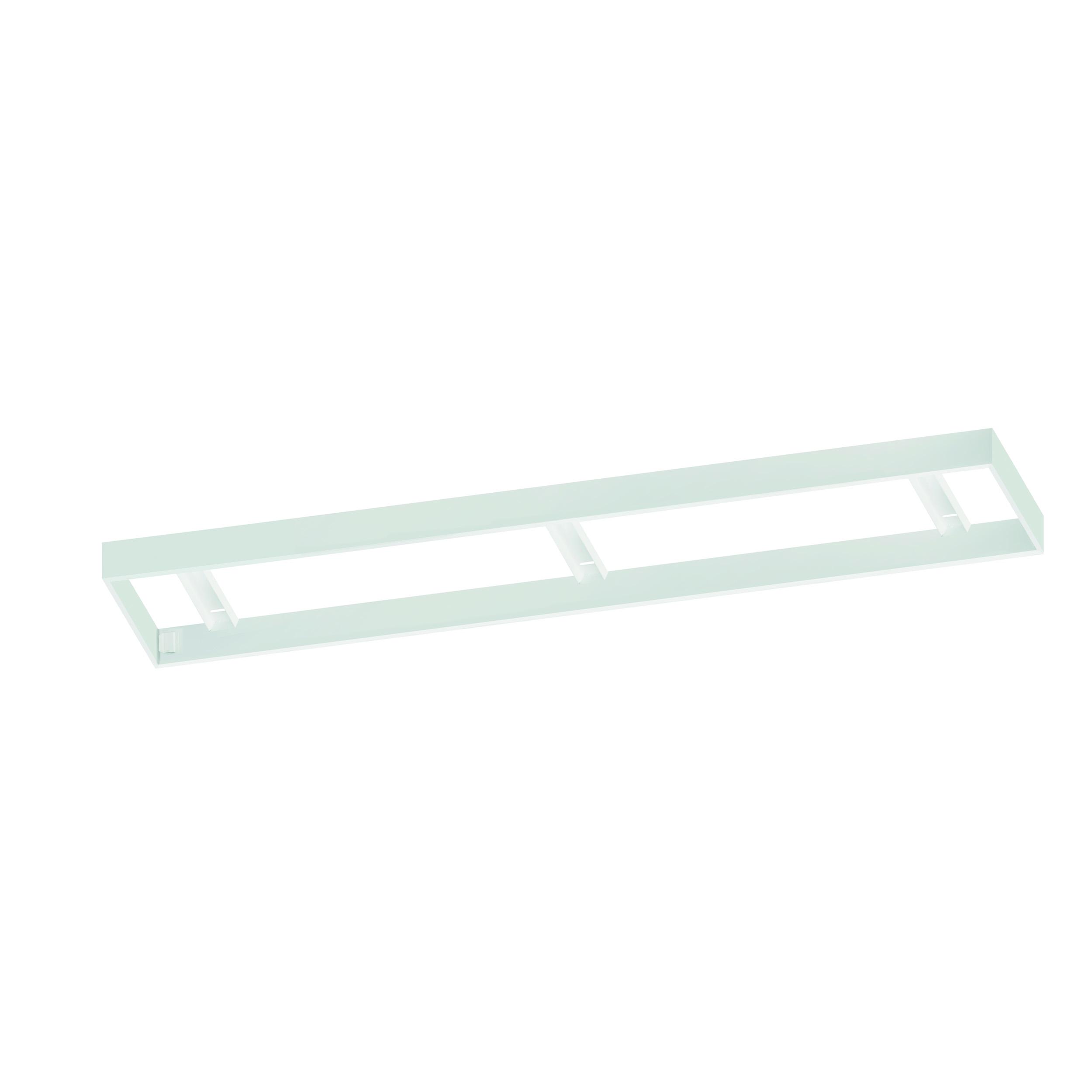 1 Stk Aufbaurahmen für Salobrena 1 1.200 / 1.250 weiß  LI61362---