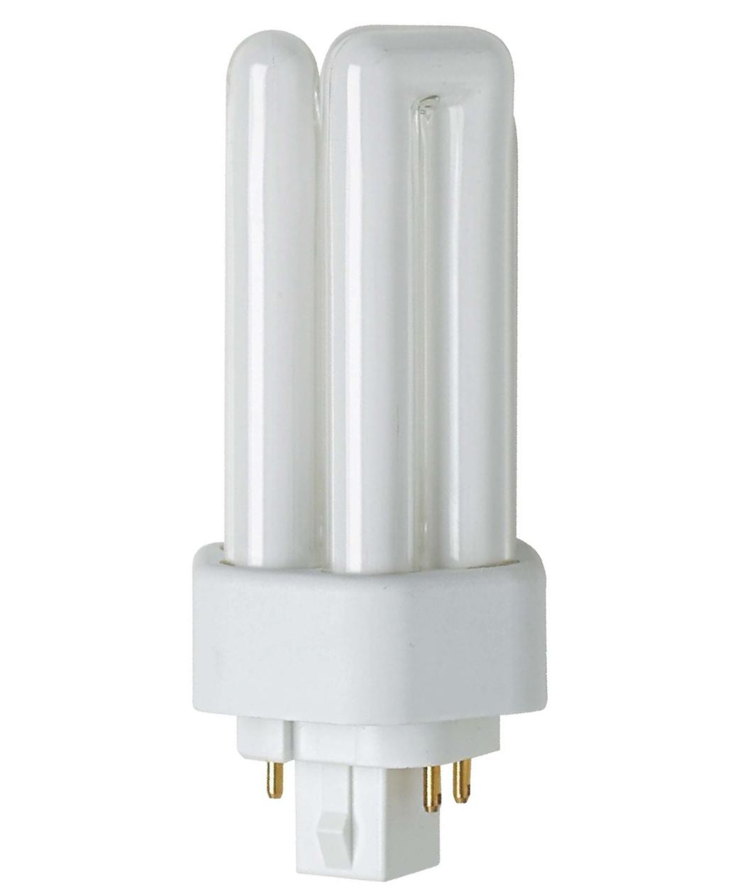 1 Stk TC-Tel 18W 840 Gx24Q-2, Kaltweiß, Kompaktleuchtstofflampe LI62180018