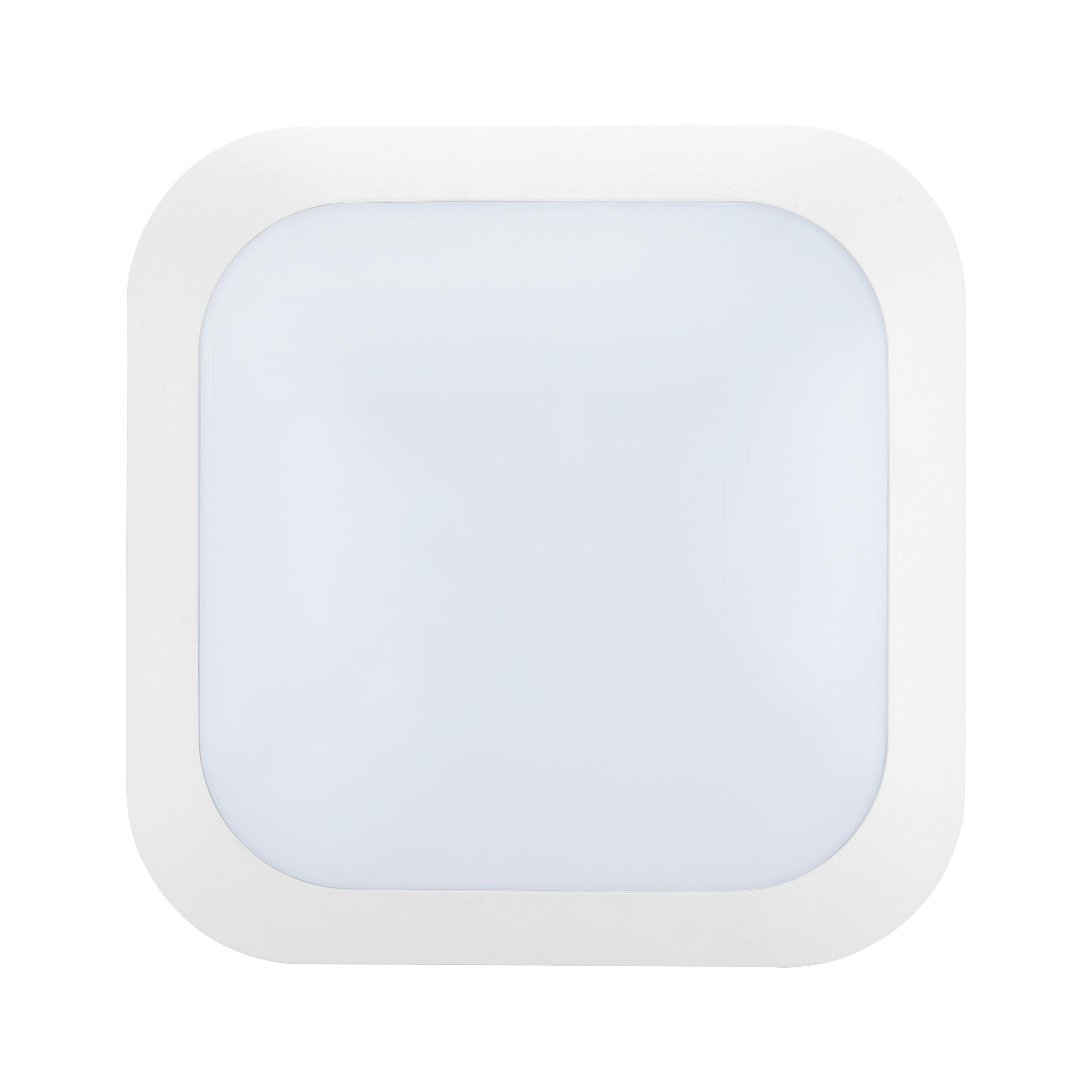 1 Stk Bellaria Wandaufbauleuchte quadratisch 12W 4000K weiß IP66 LI62226---