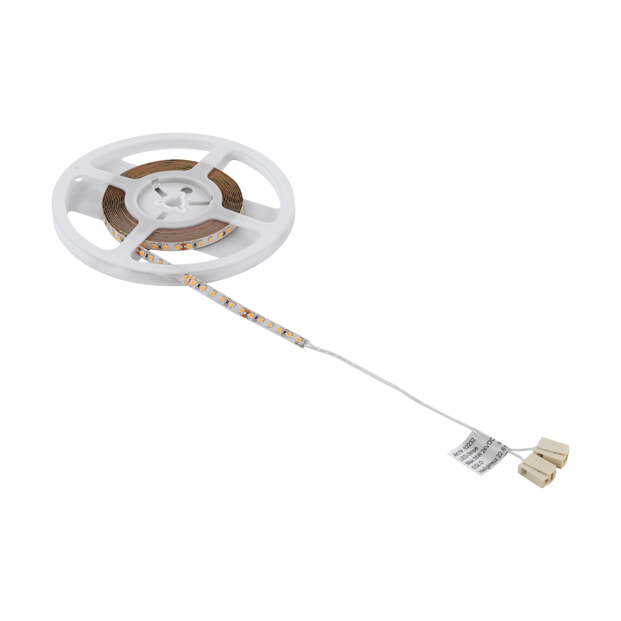 1 Stk LED-Stripe 5m Rolle, Angaben per Meter 11W 3000K IP20 LI62233---