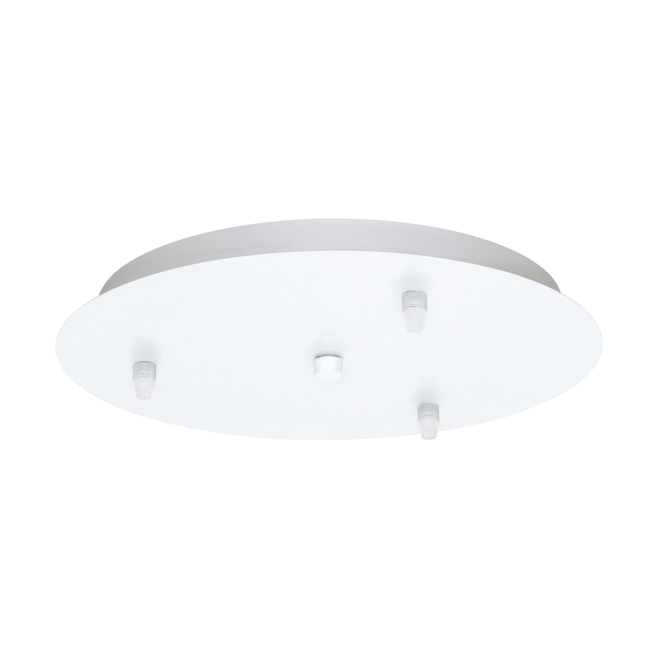 1 Stk Baldachin Pascoa 3 flammig weiß glänzend IP20 LI62315---
