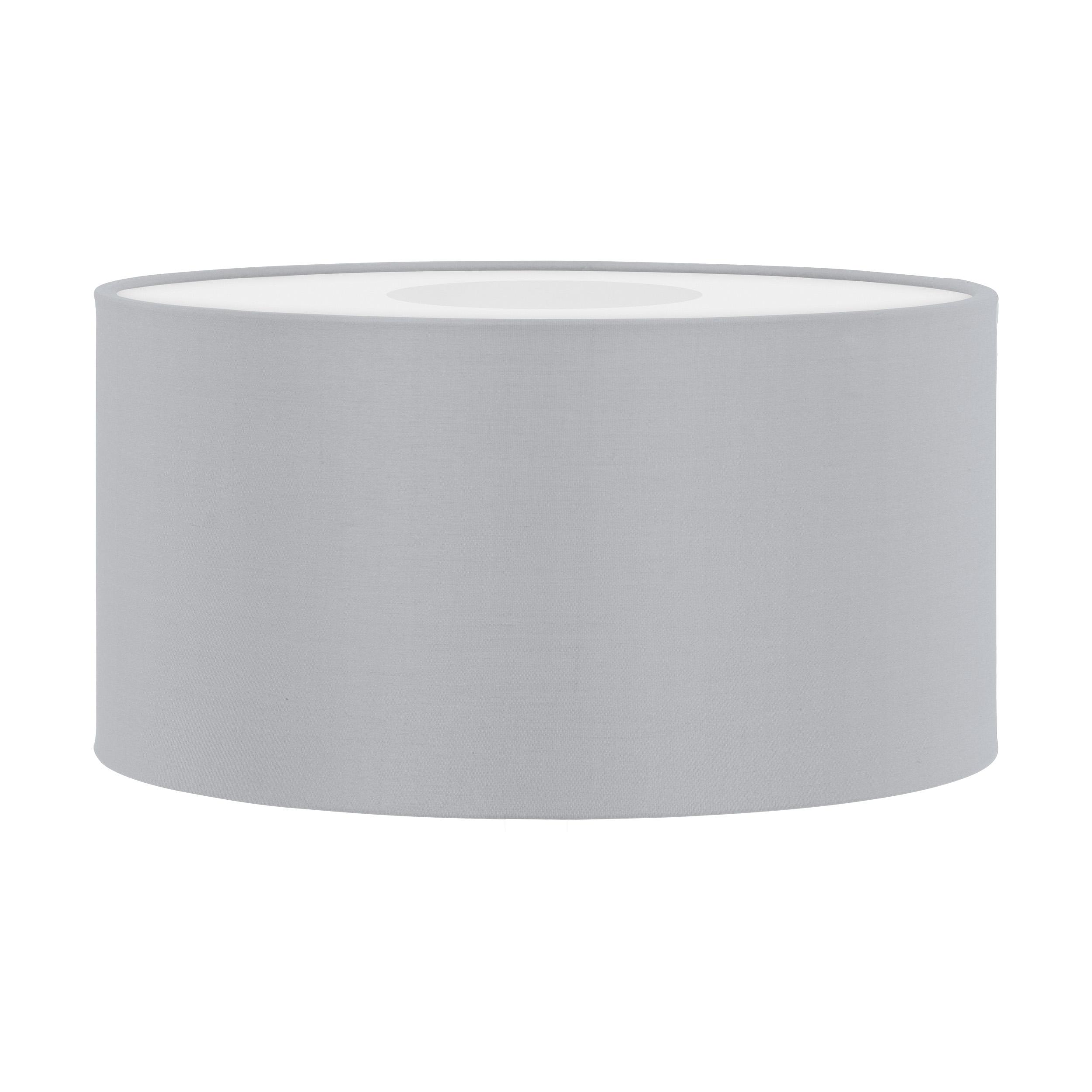 1 Stk Schirm Pasteri Pro inkl. Diffuser grau/weiß  LI62684---