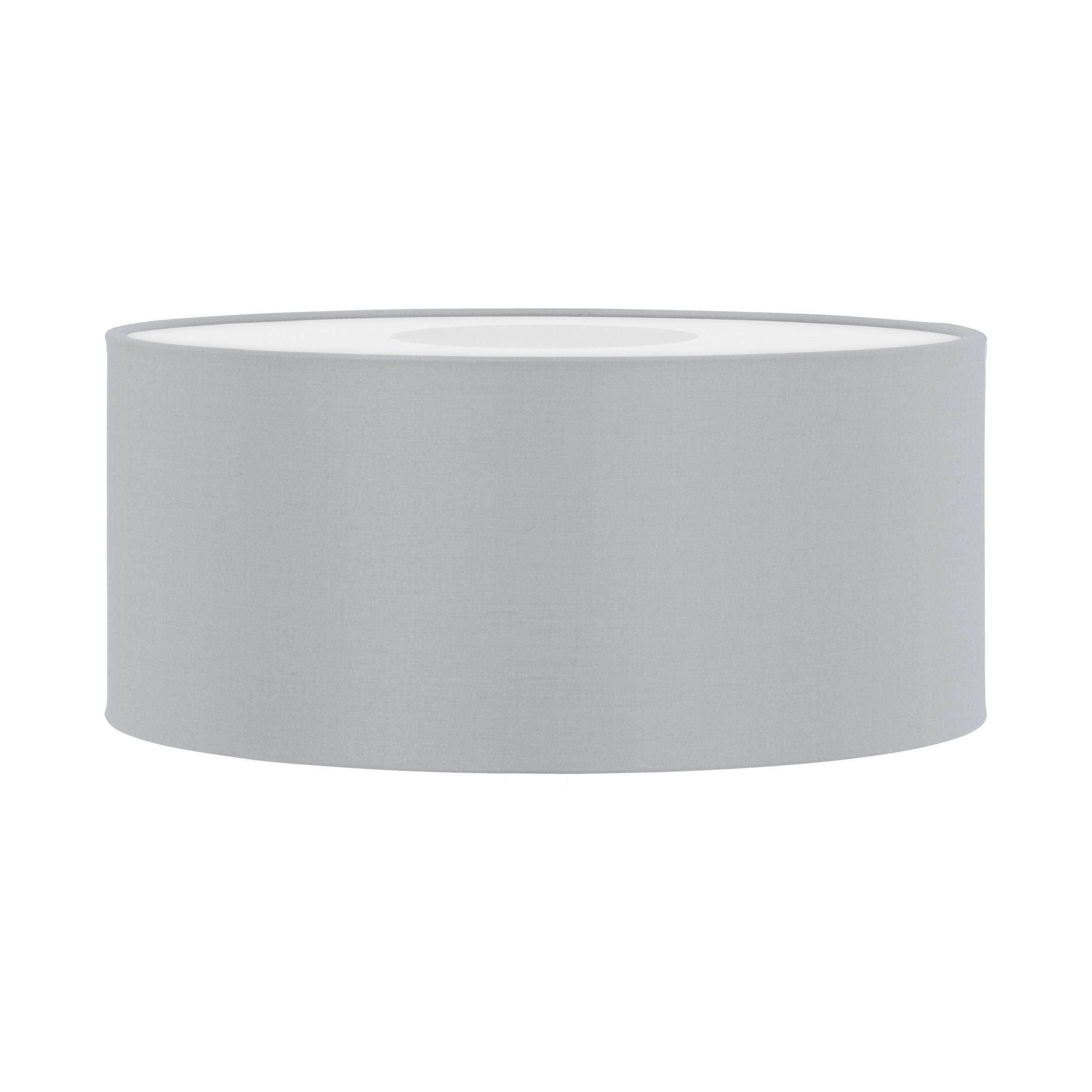 1 Stk Schirm Pasteri Pro inkl. Diffuser grau/weiß  LI62701---