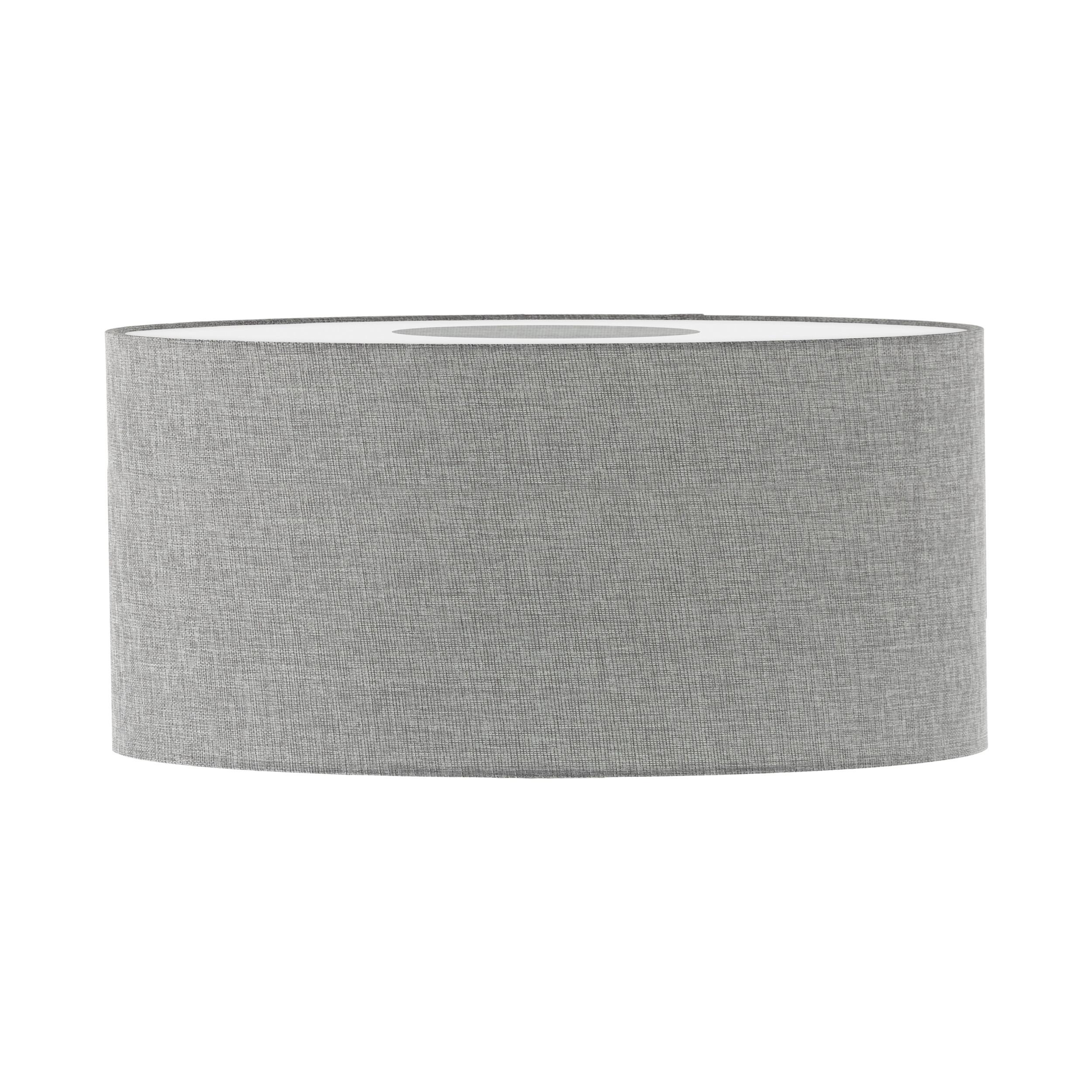 1 Stk Schirm Pasteri Pro inkl. Diffuser leinen grau  LI62703---