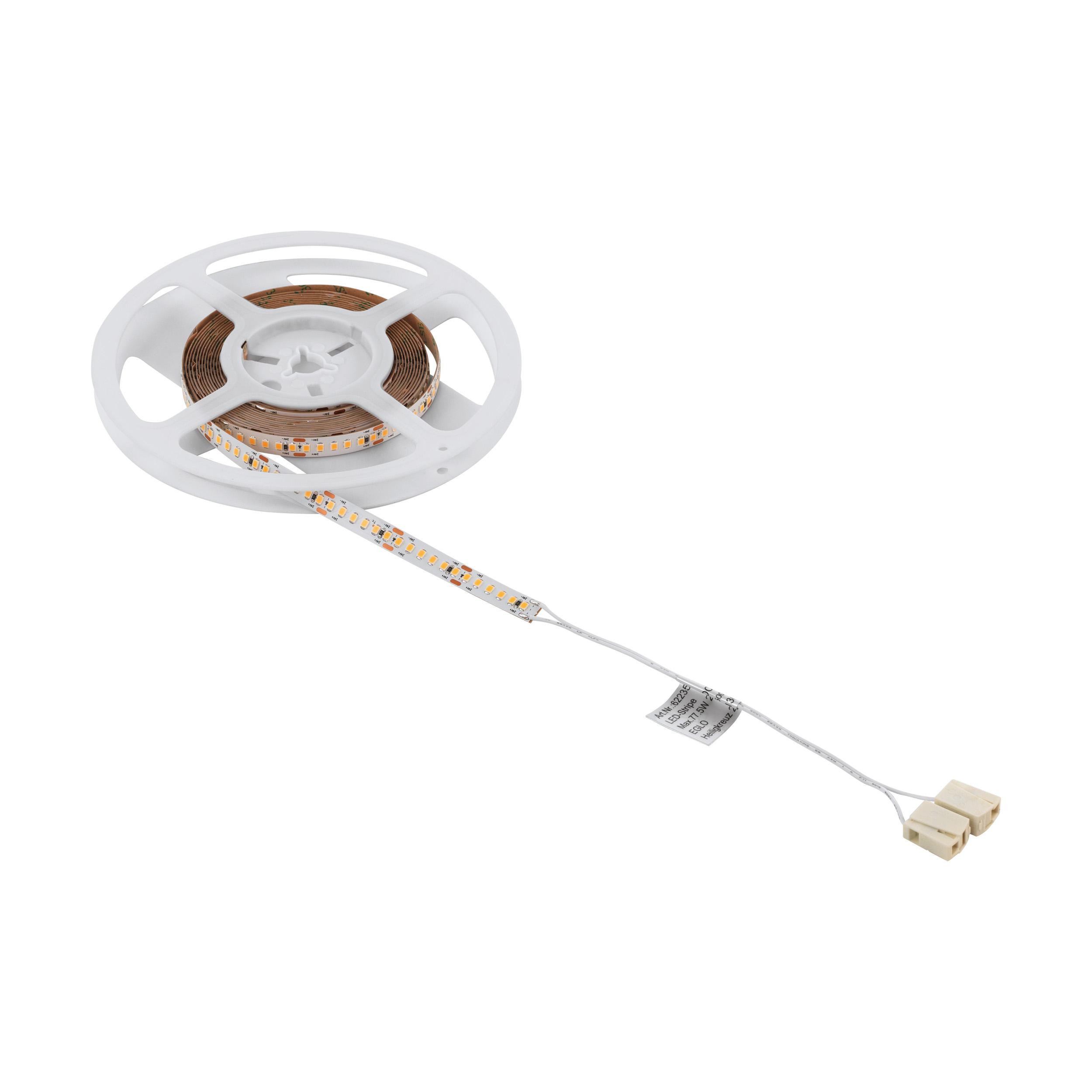 1 Stk LED-STRIPE 20m Rolle, Angabe per Meter 15,5W/mW 2700K IP20 LI63297---