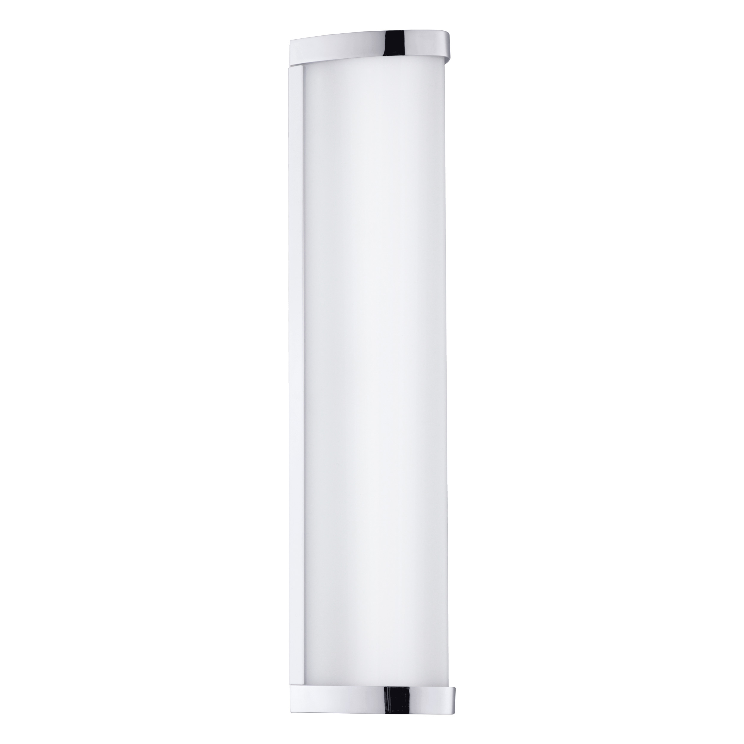 1 Stk LED-Wandleuchte Gita 2 Pro 8,3W 3000K chrom/weiss IP20 LI64047---