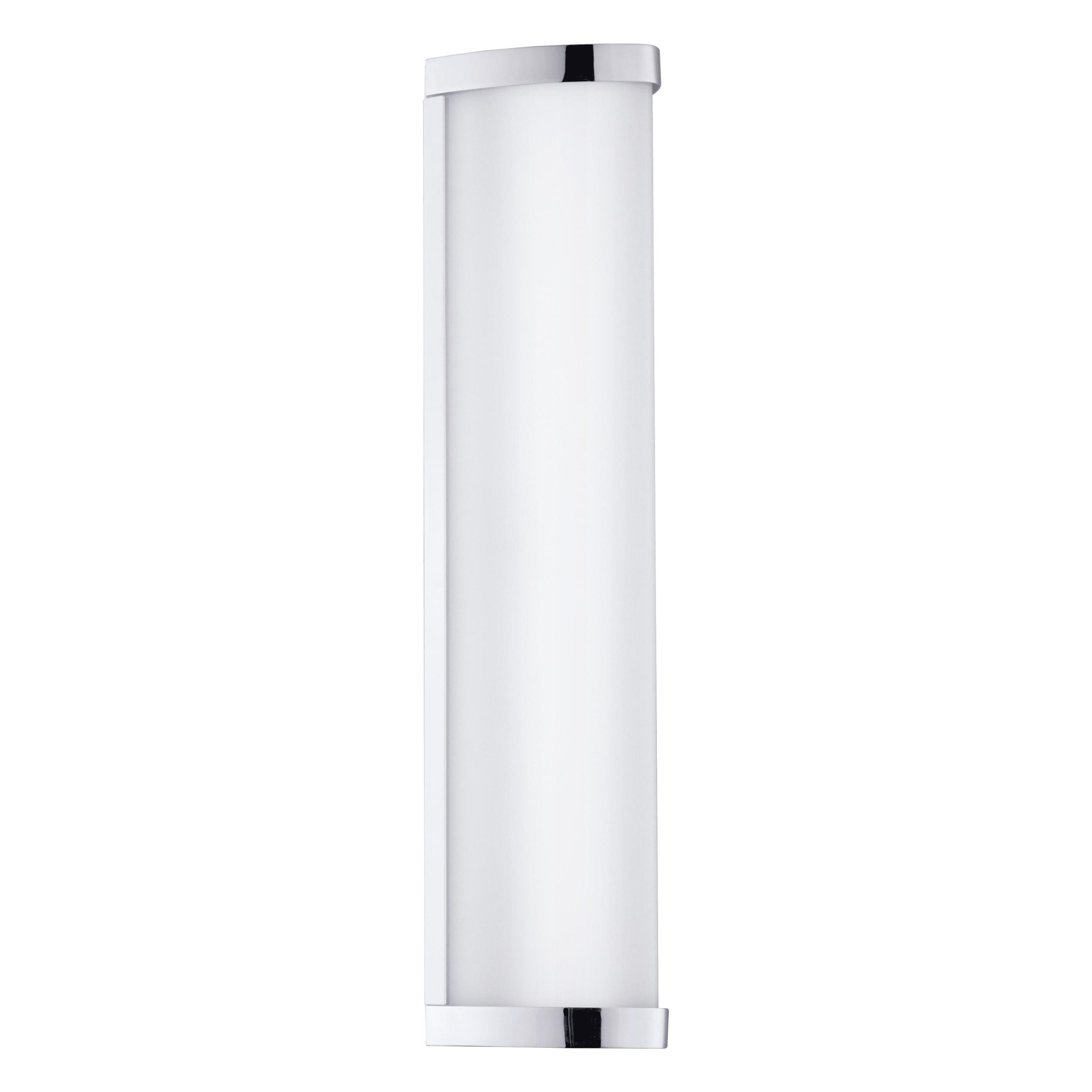 1 Stk LED-Wandleuchte Gita 2 Pro 16W 3000K chrom/weiss IP20 LI64048---