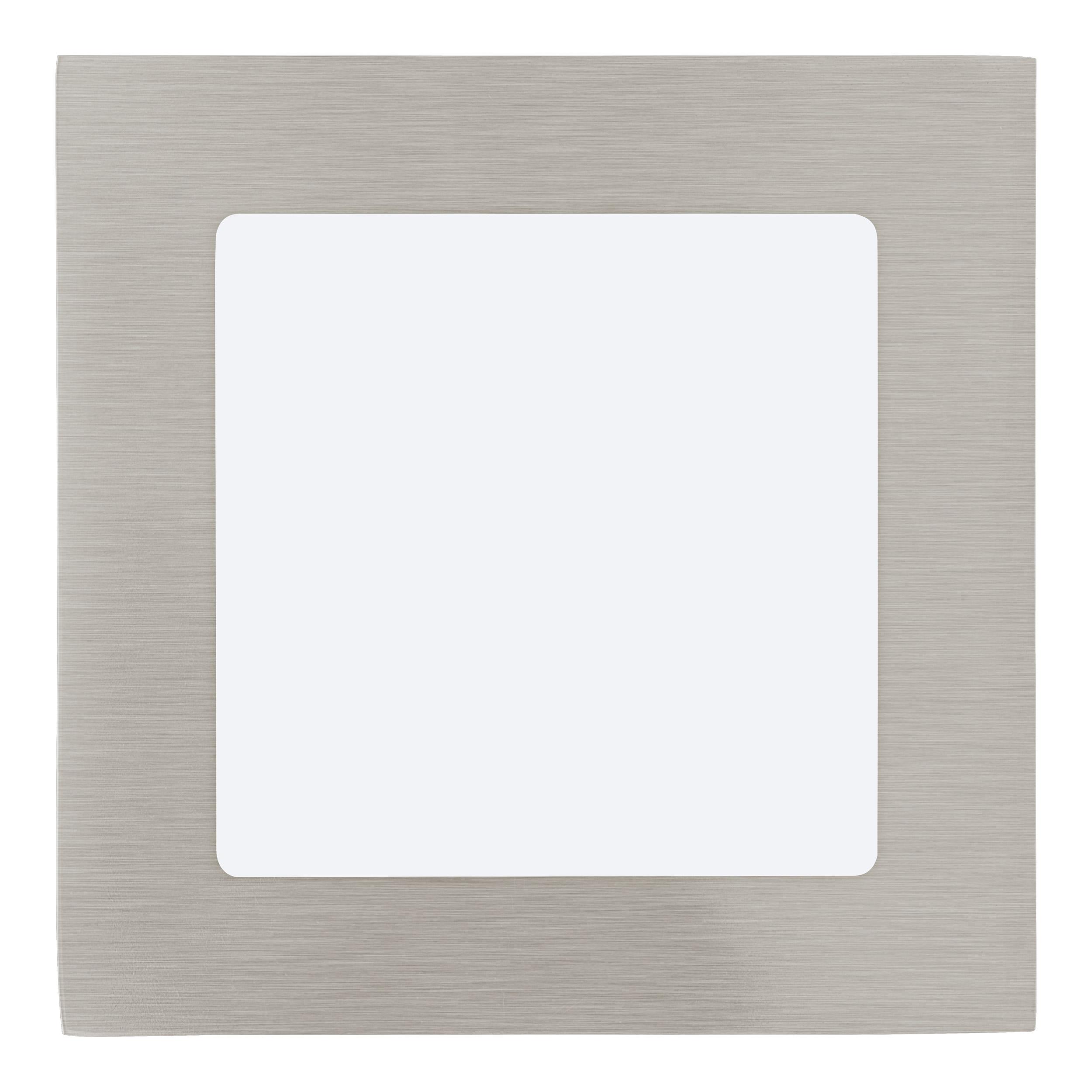 1 Stk Fueva 1 eckig / IP20 5,5W 4000K nickel-matt IP20 LI64611---