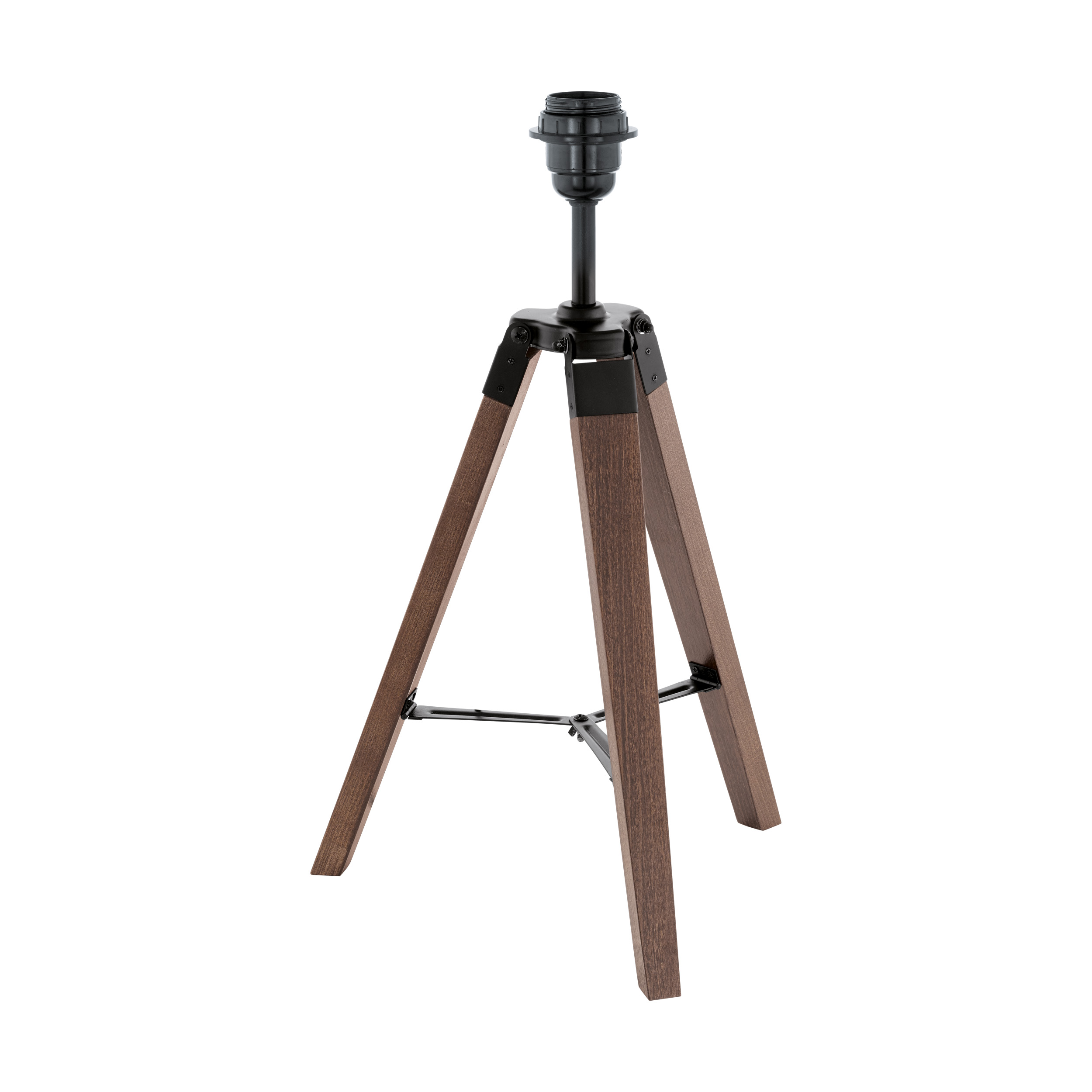 1 Stk Lantada E27 60W Holz nuss IP20 LI64963---