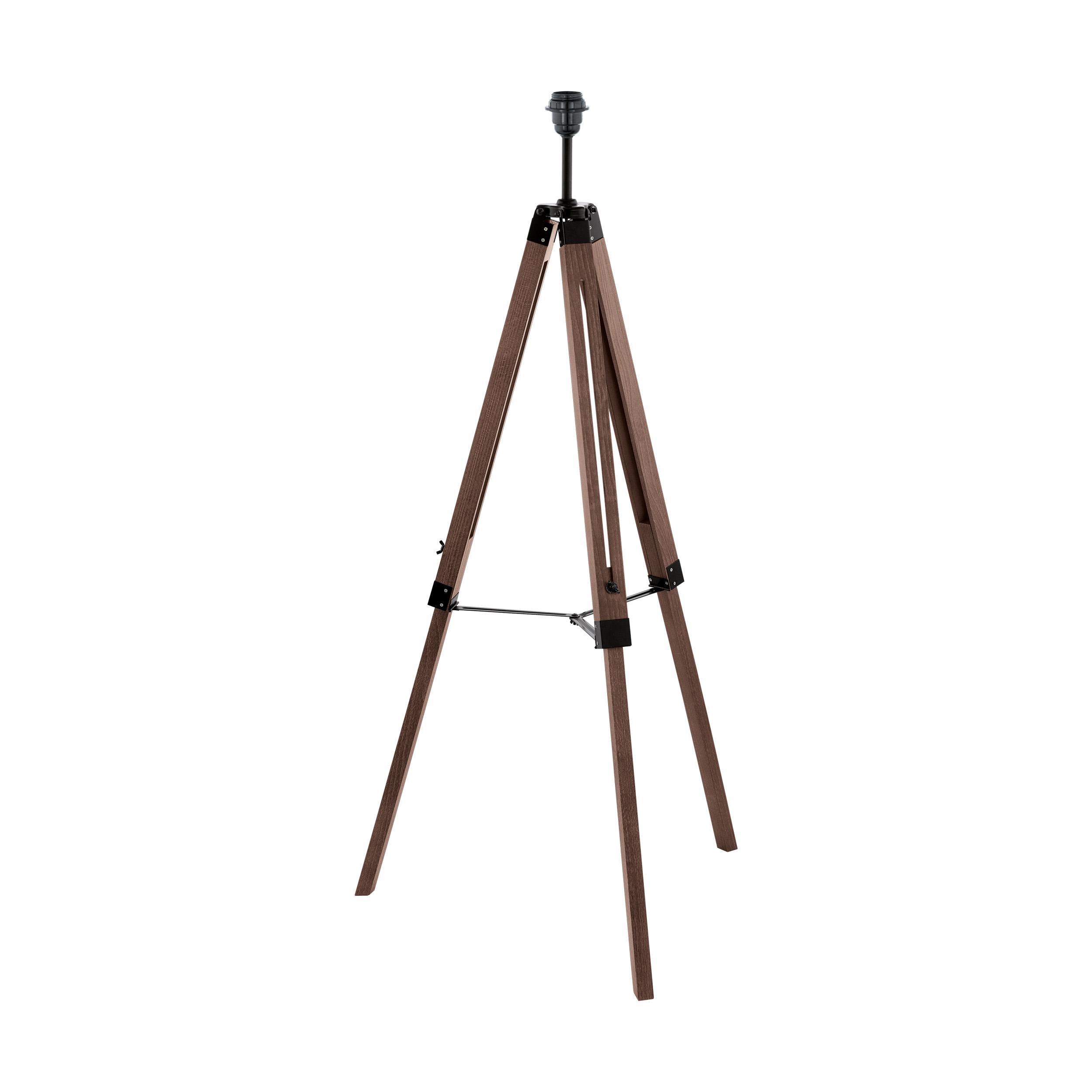1 Stk Lantada E27 60W Holz nuss IP20 LI64987---