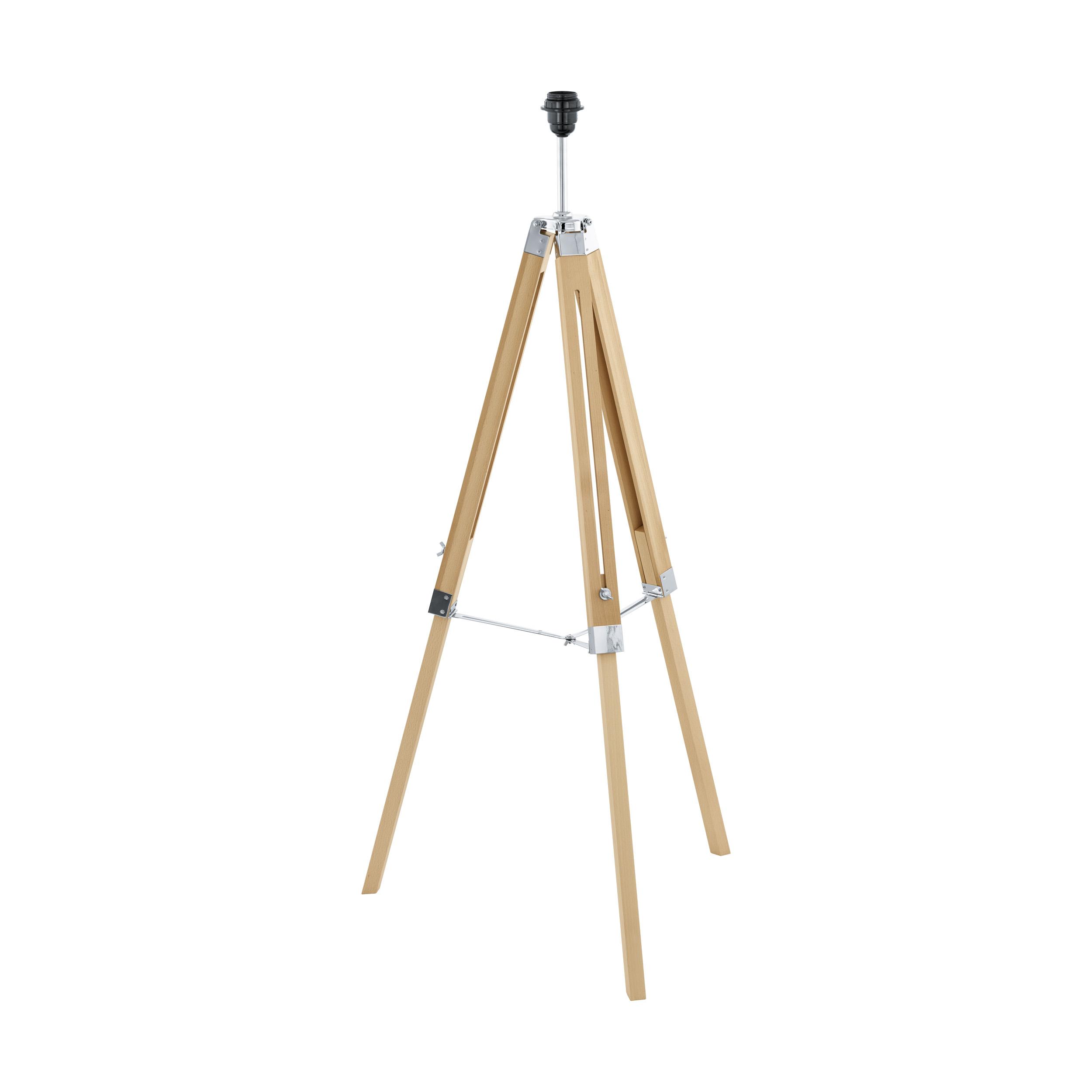1 Stk Lantada E27 60W Holz natur IP20 LI64988---