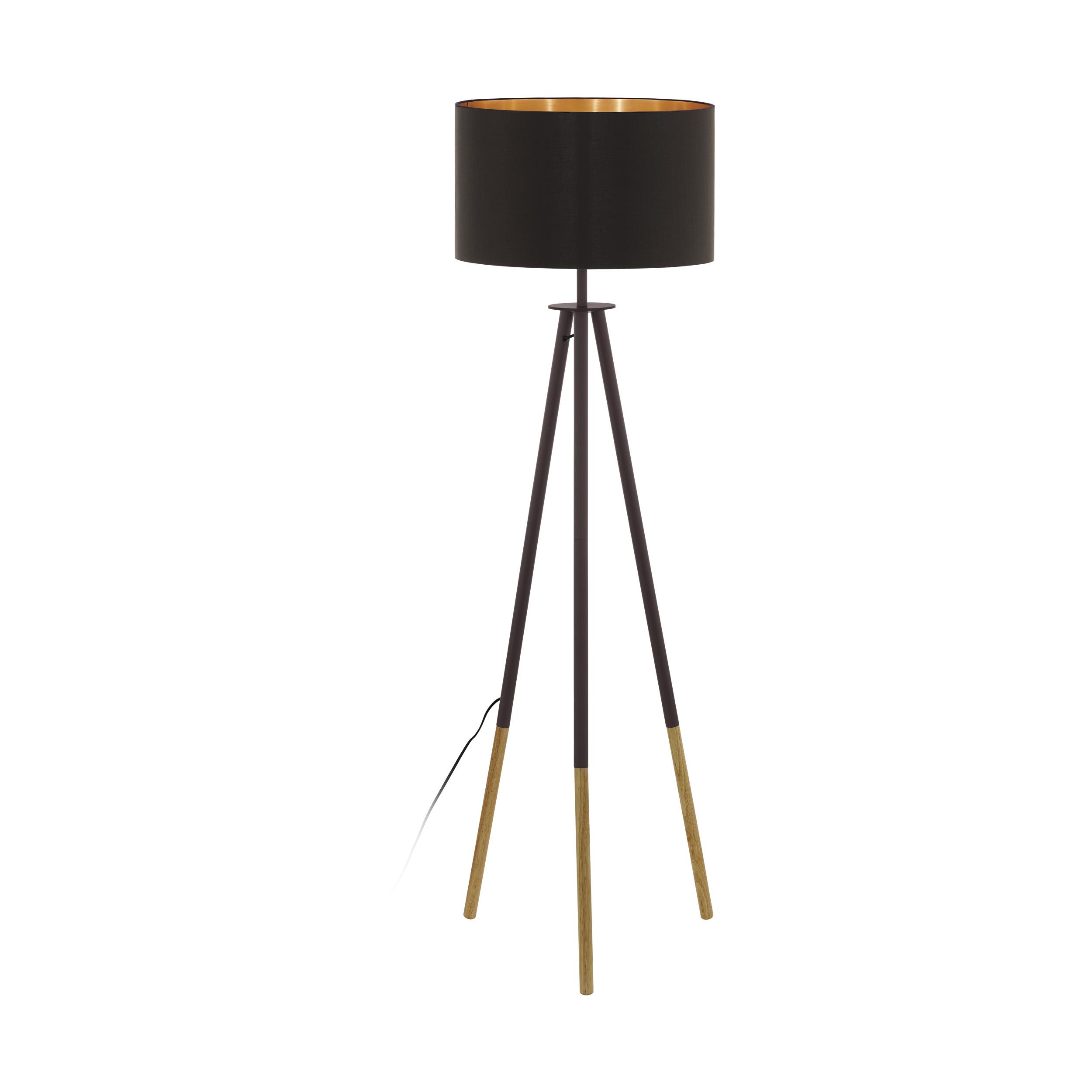 1 Stk Bidford E27 60W braun/cappucino-gold IP20 LI65014---