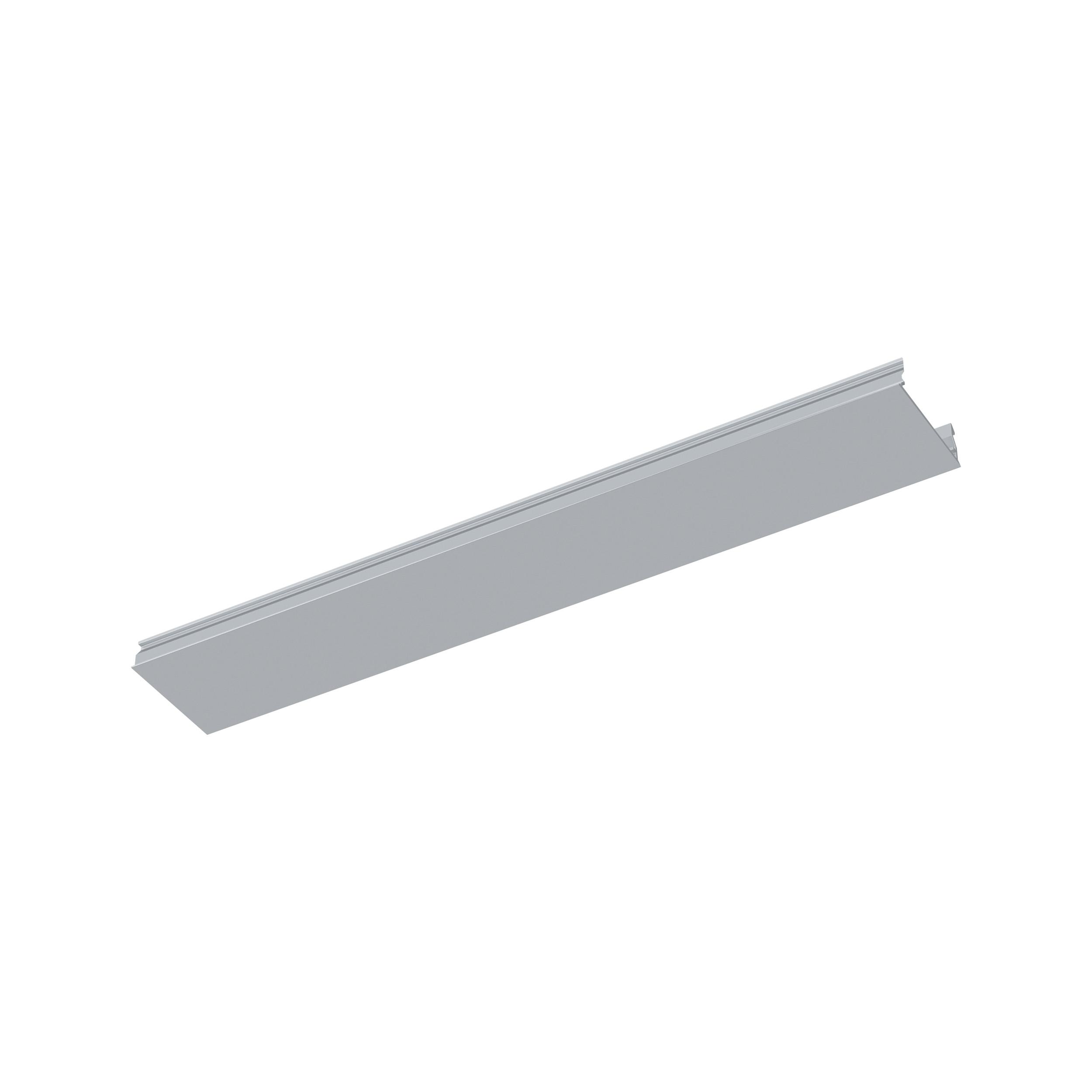 1 Stk Abdeckung Aluminium eloxiert, L-570mm LI65337---