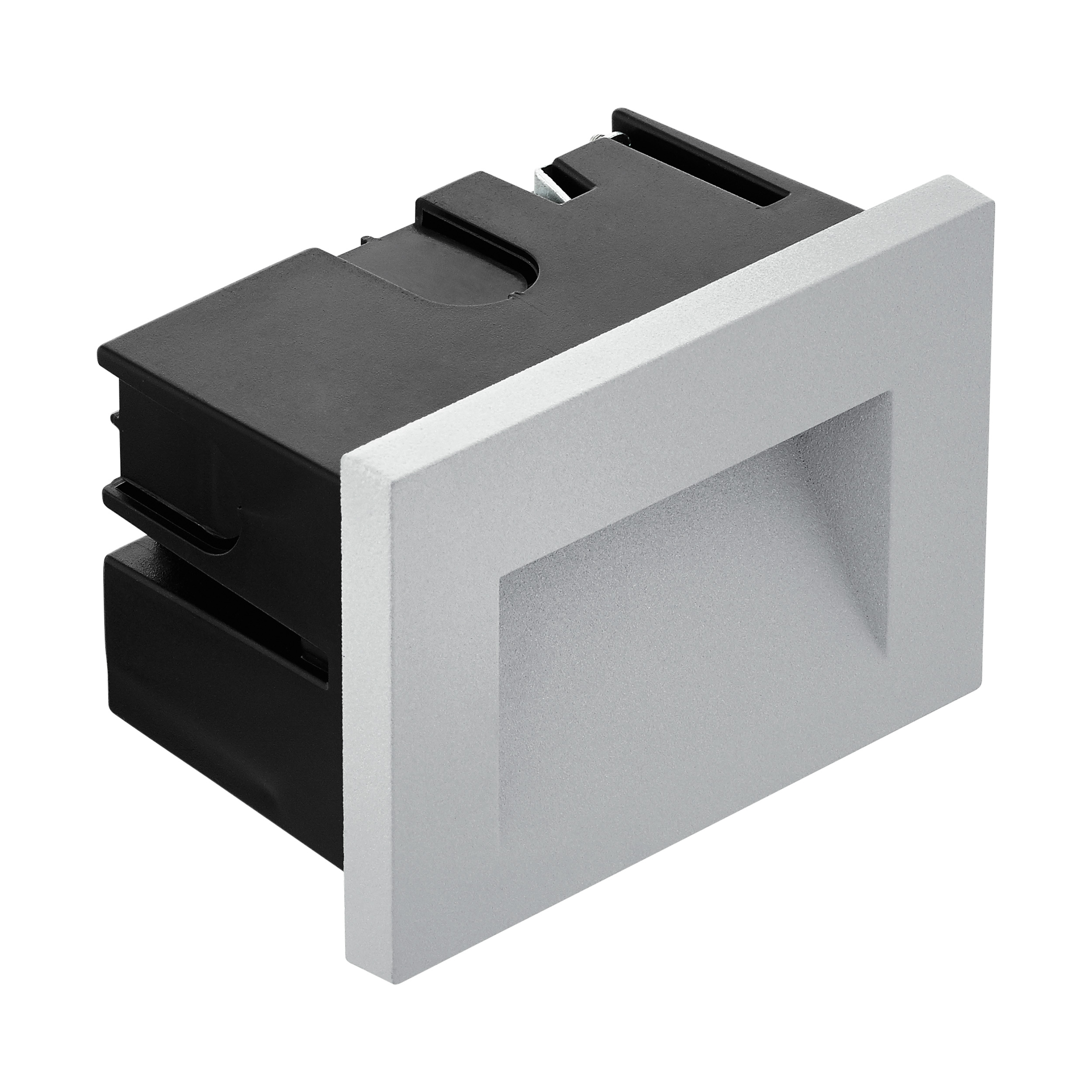 1 Stk Zimba Pro 3W 4000K silbergrau IP65 LI66267---
