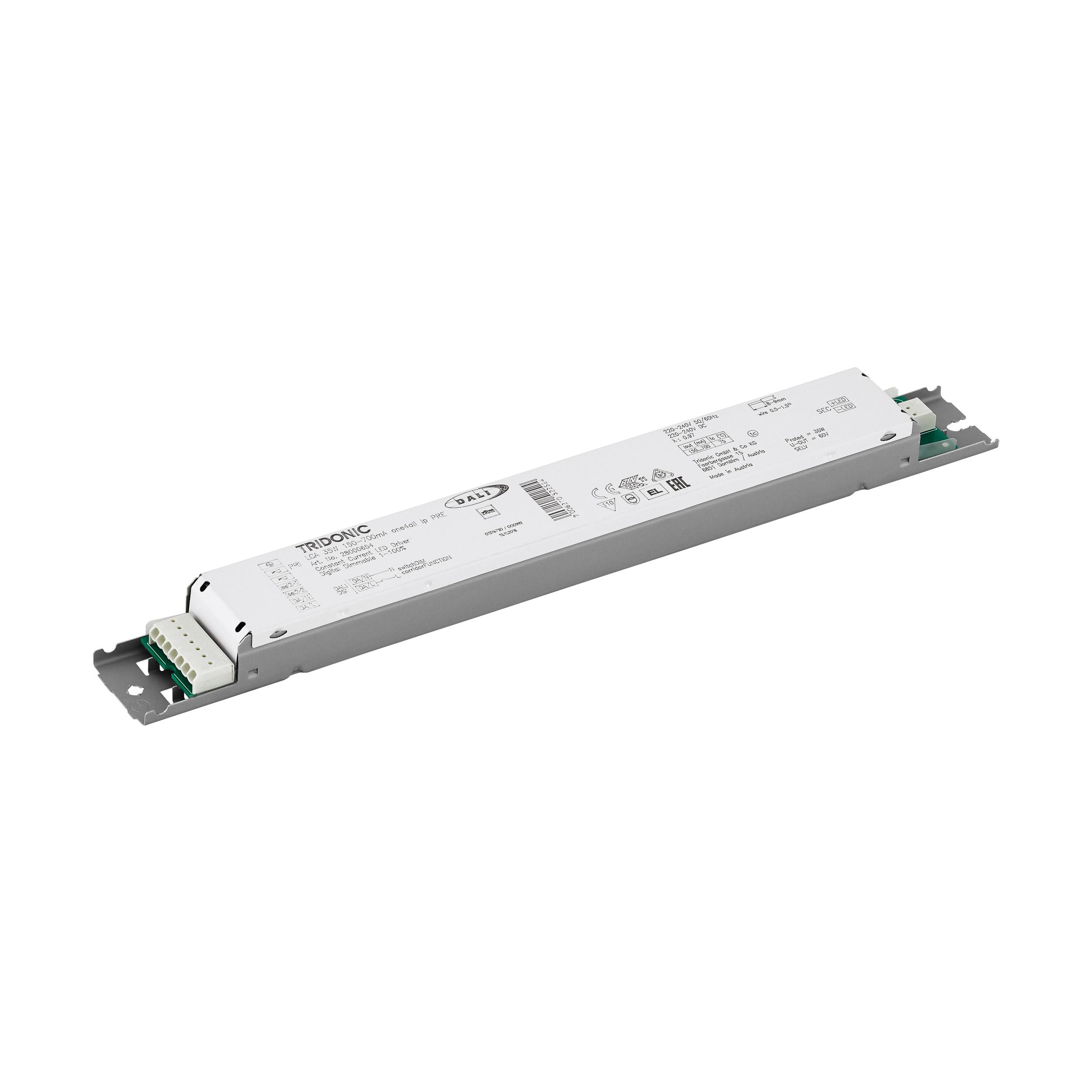1 Stk LED-DRIVER TRIDONIC LC 50 W 350-1.050 mA LI66339---