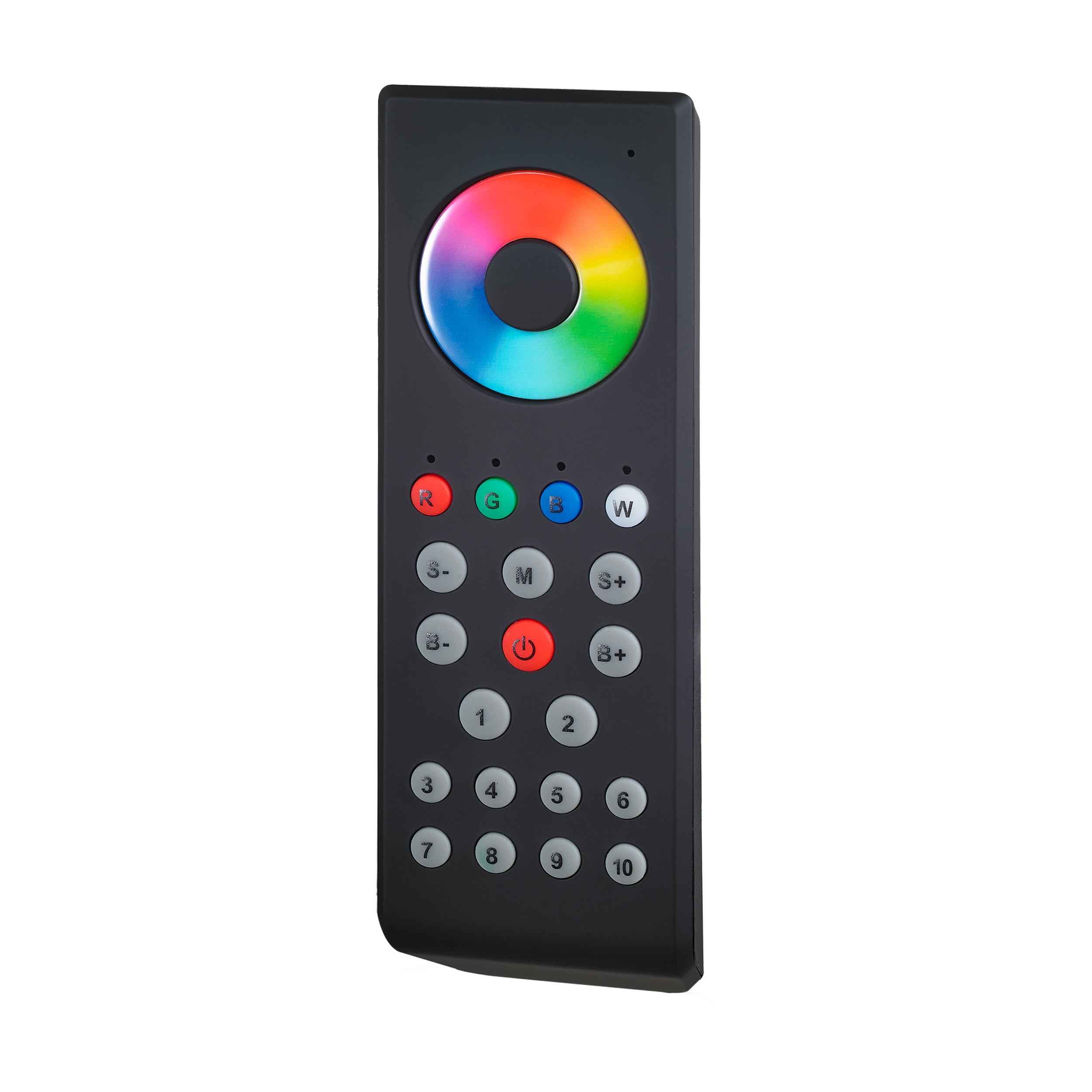 1 Stk LED RF Controller RGBW Fernbedienung 4-Zonen IP20 LI66359---