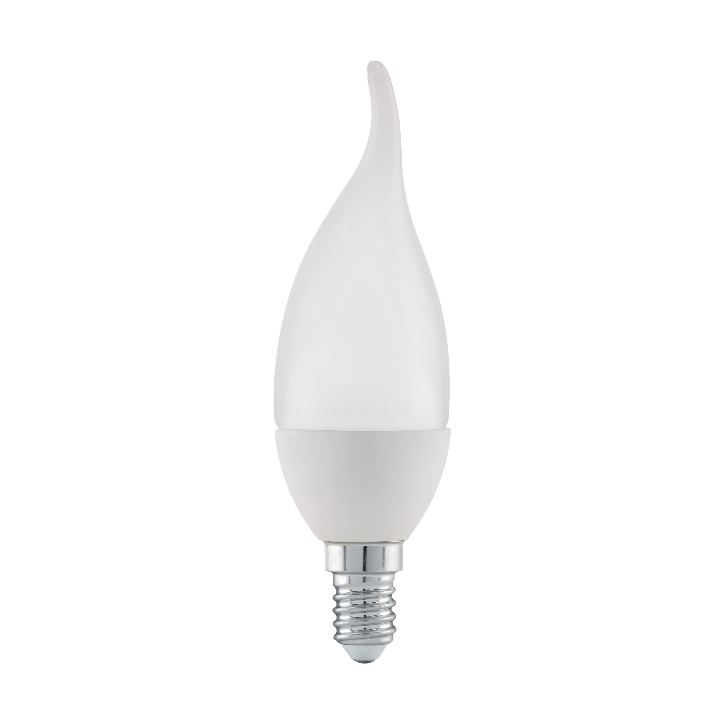 1 Stk E14-LED-CF37 4W / Windstosskerze 3000  LI69187---