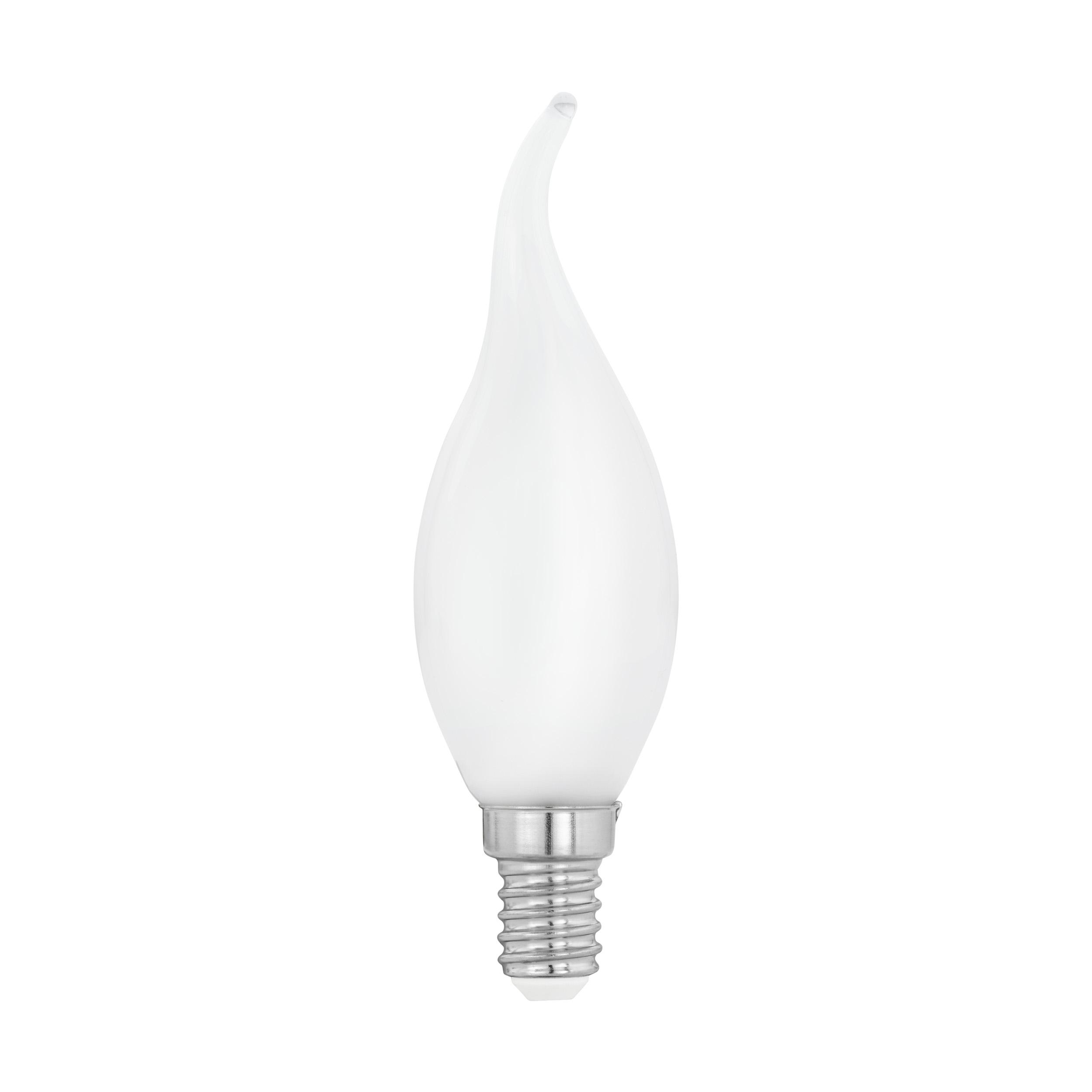 1 Stk E14-LED-CF37 4W / Windstosskerze 2700  LI69188---