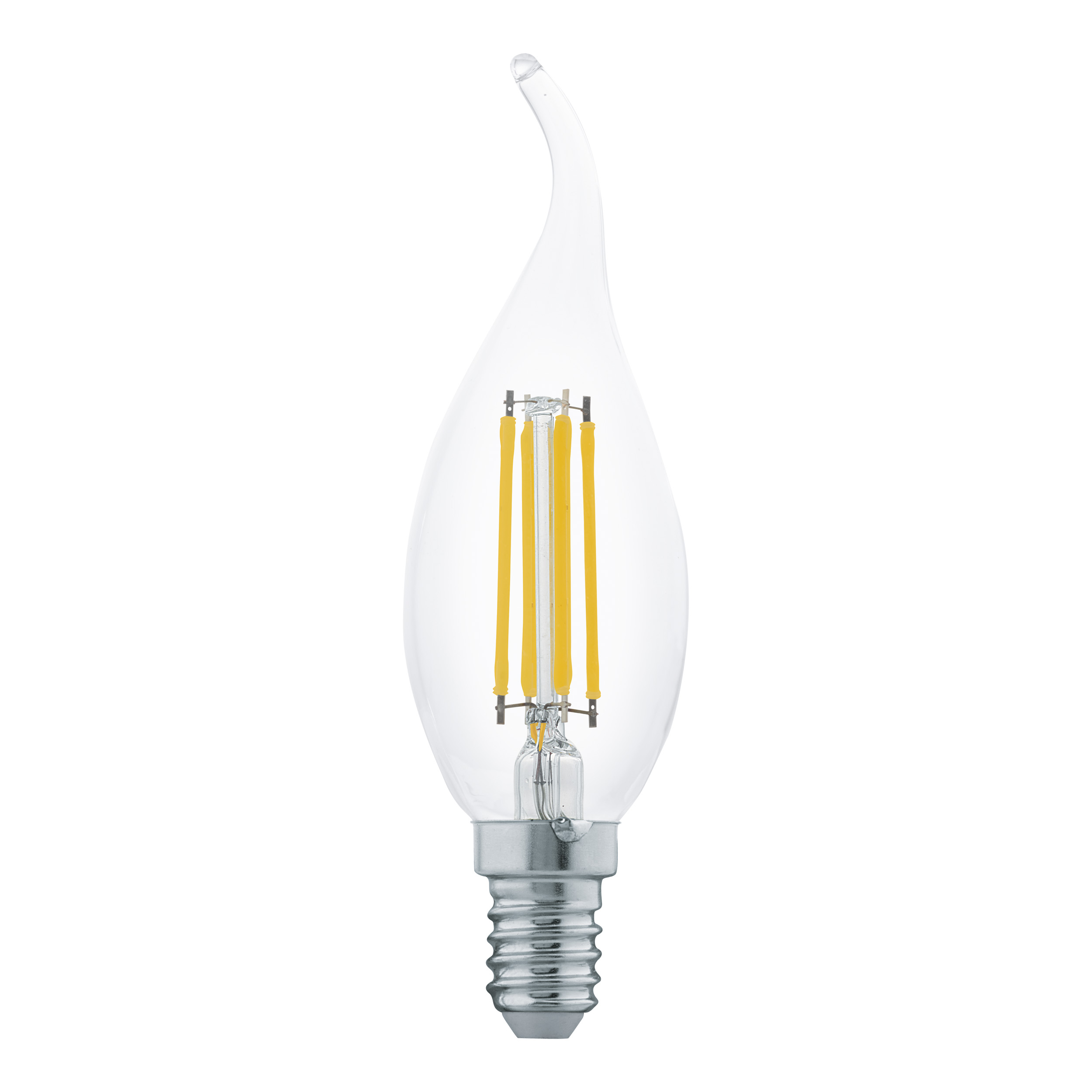 1 Stk E14-LED-CF35 4W / Windstosskerze 2700  LI69215---