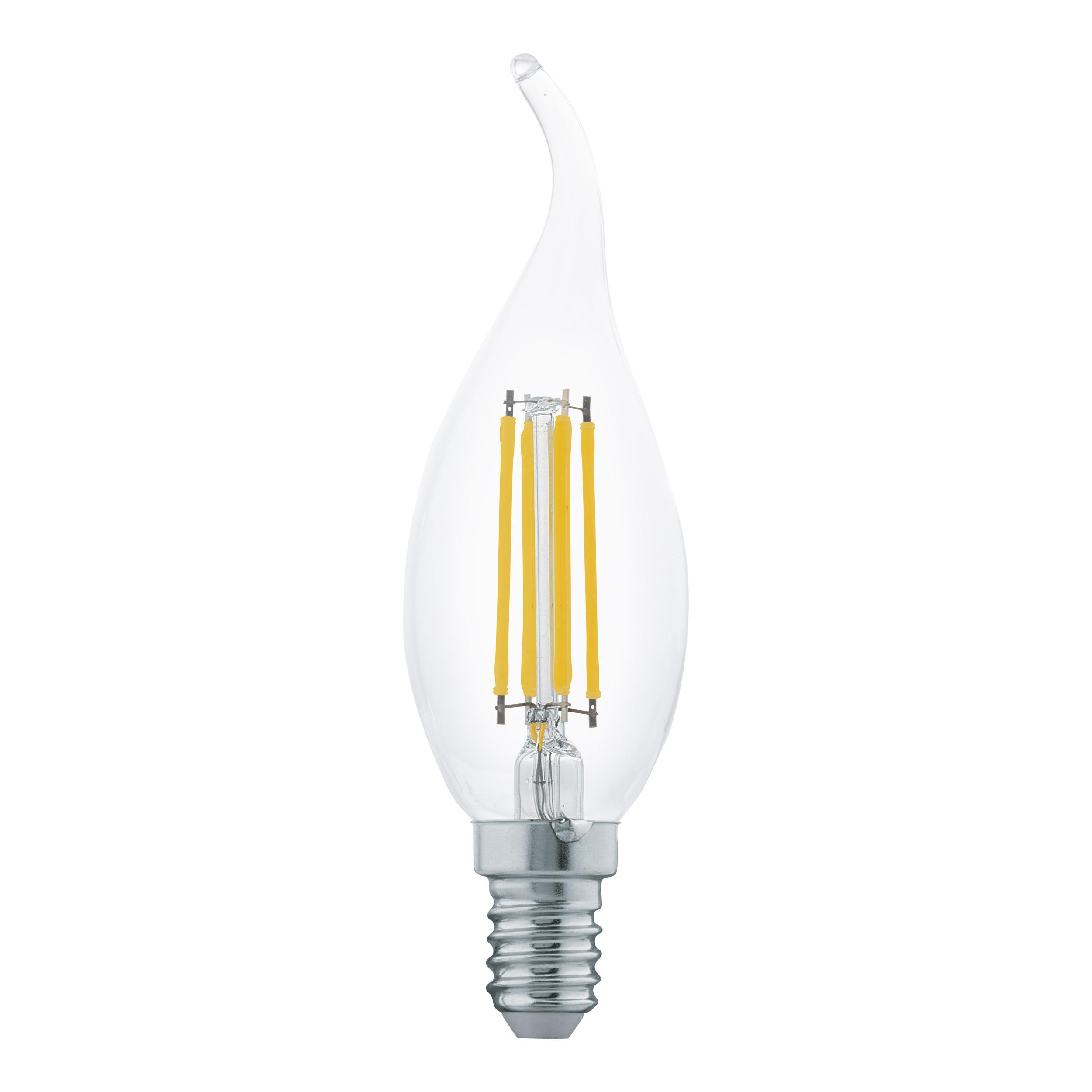 1 Stk E14-LED-CF35 4W / Windstosskerze 2700  LI69215---