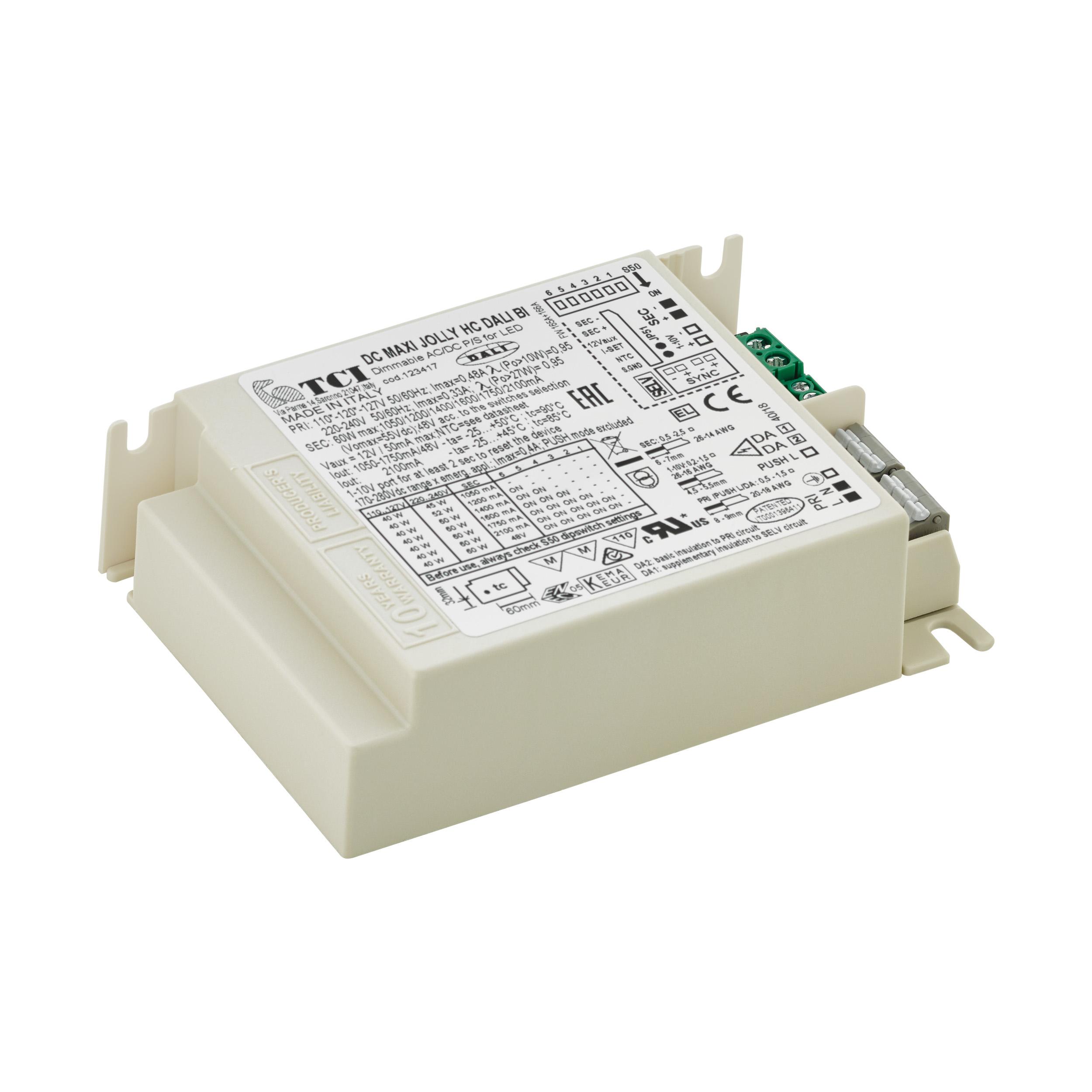 1 Stk LED-TREIBER TCI DC MAXI JOLLY HCDALI 60BI LI69263---