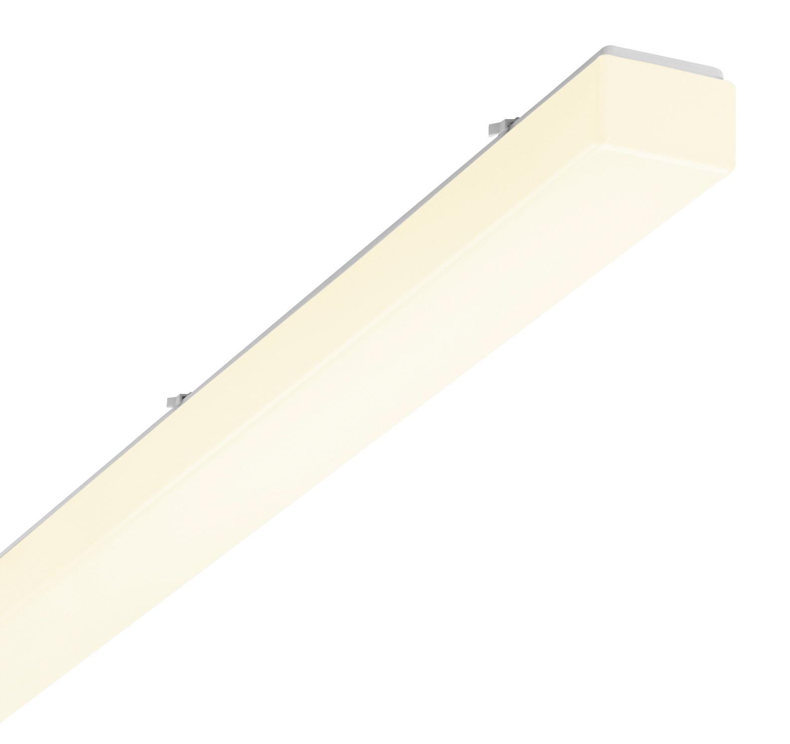 1 Stk AOT-O LED 25W, 4000K, IP50, acryl, opal, weiß, L-650mm LI70102062