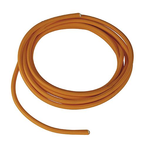 1 Stk Textilkabel, 3-polig, 10m, orange LI961274--