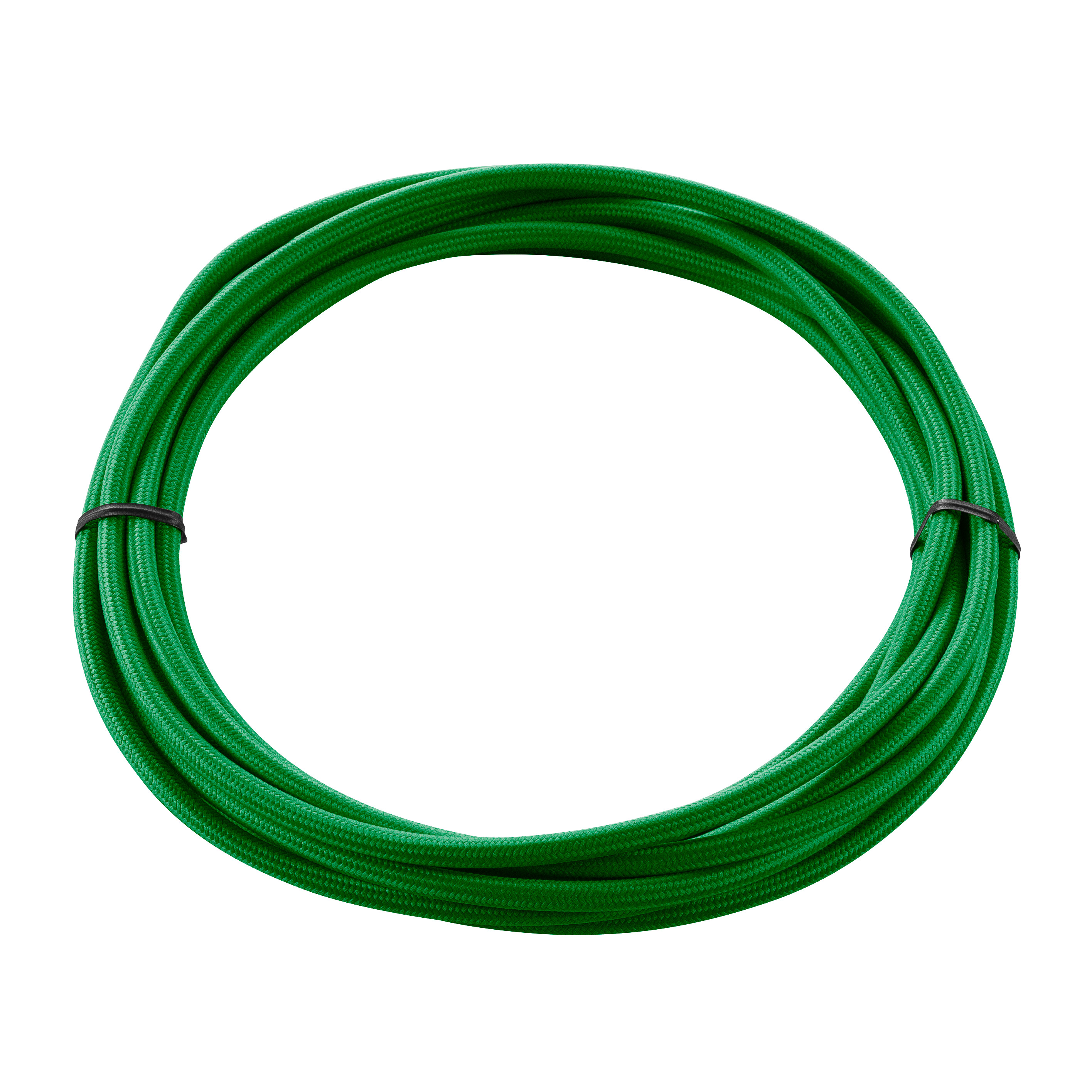 1 Stk TEXTILKABEL, 3-polig, 5 m, grün LI961375--
