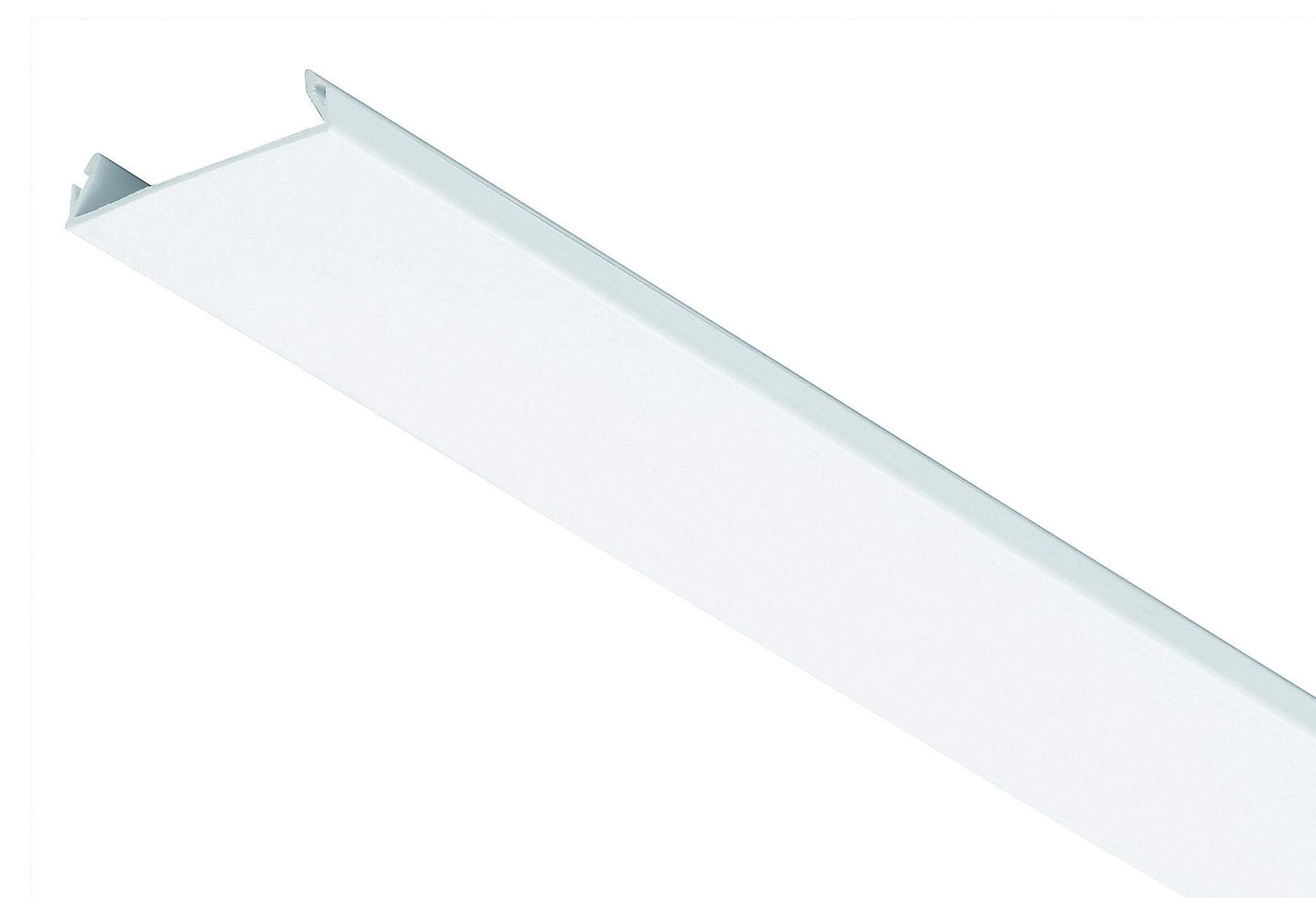 L-SE Blindabdeckung DM T5 aus Kunststoff, Weiß