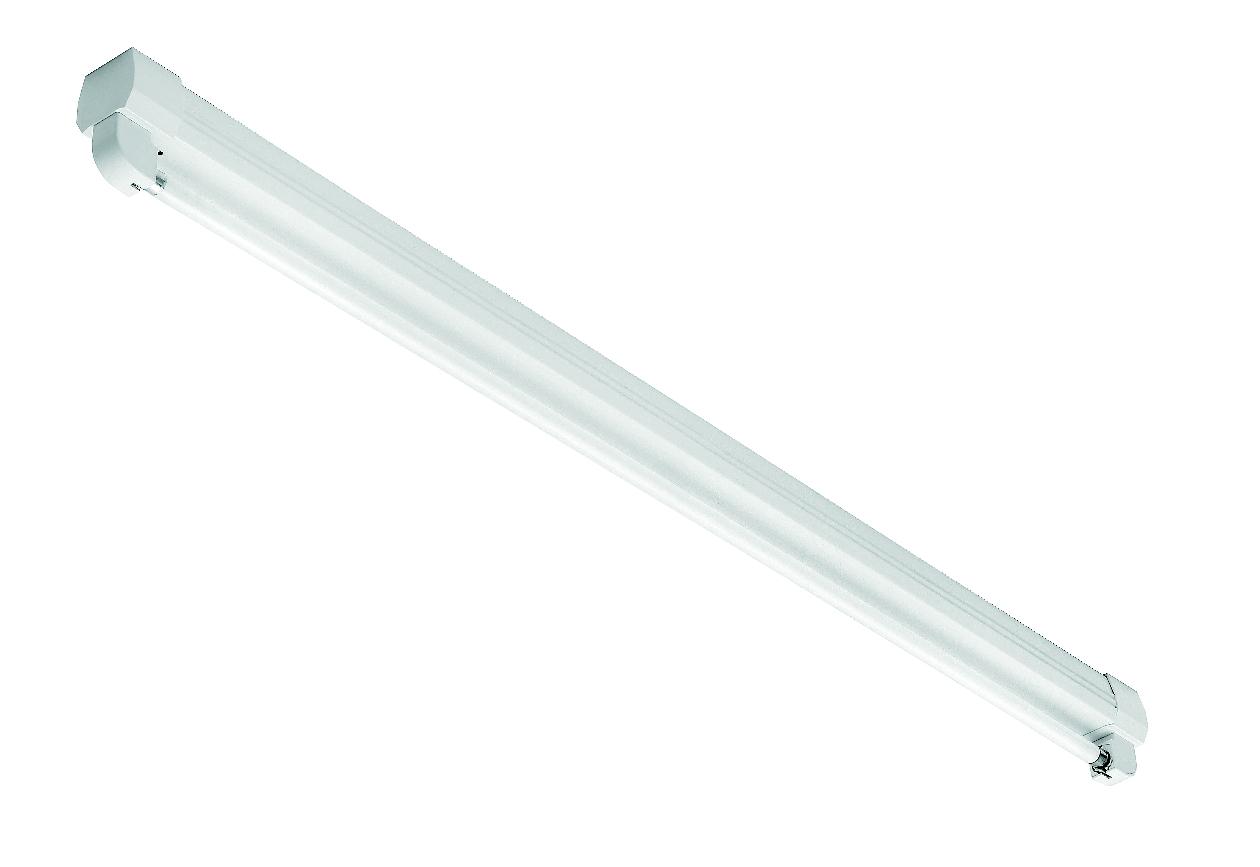 1 Stk Solo 2 T5 1x28W EVG T5 weiß, Einzellichtleiste LI99000149
