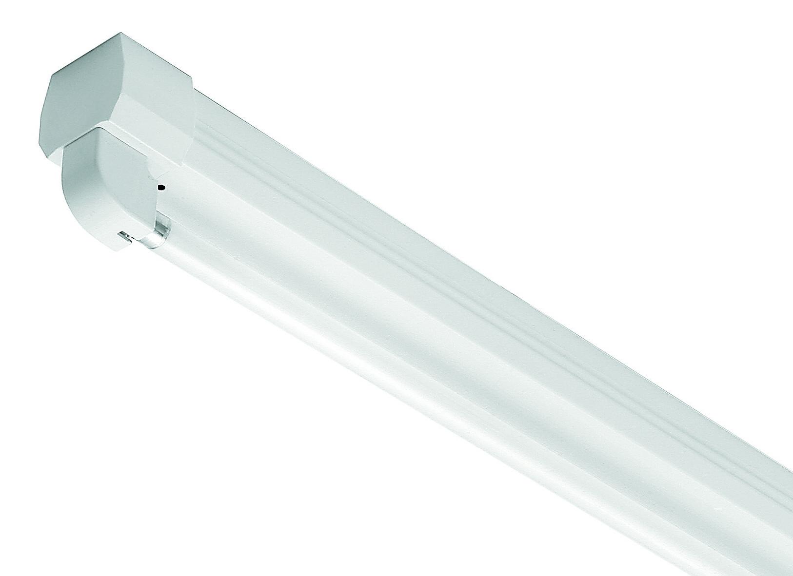 1 Stk Solo 2 T5 1x35W EVG T5 weiß, Einzellichtleiste LI99000150