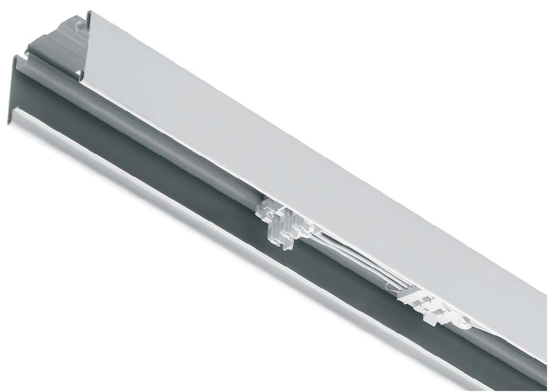L-SE Tragschiene MR 2x58 5x2,5mm²