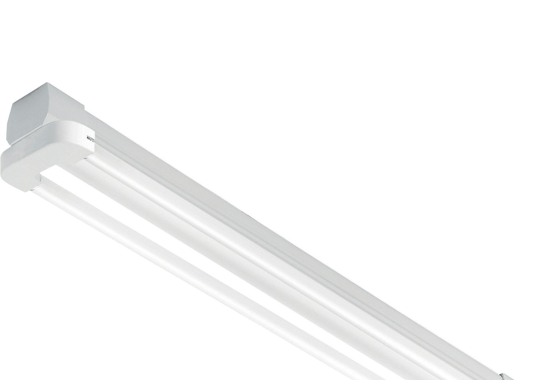 Solo 2 T5 2x54W EVG, weiß, Einzellichtleiste