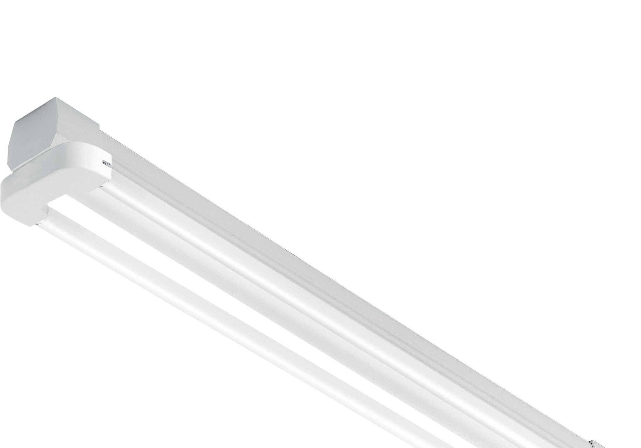 Solo 2 T5 2x49W EVG, weiß, Einzellichtleiste
