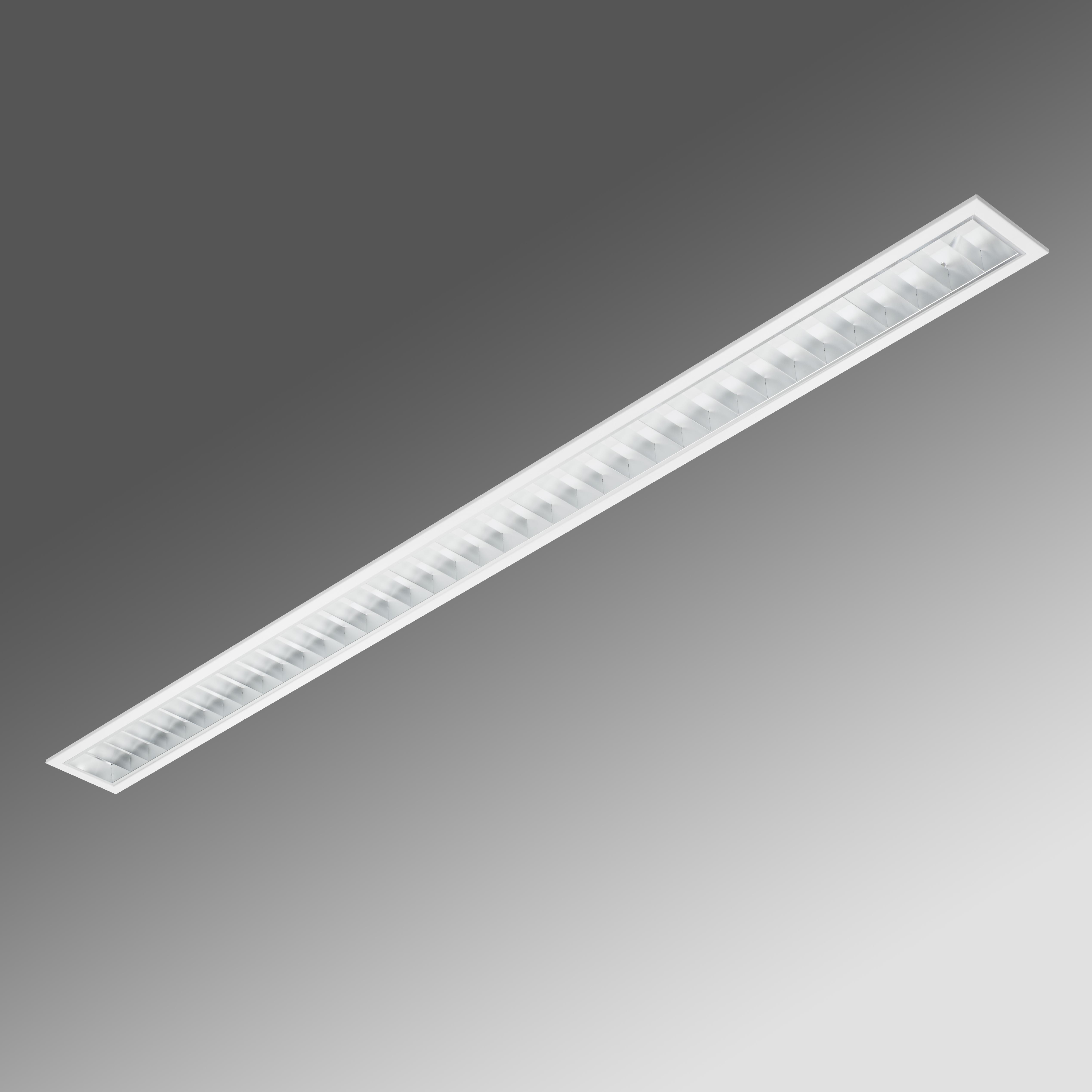 1 Stk SERM LED 112 M 1x21W 3000K, 2200lm Ra>80, weiß, EVG LI99001701