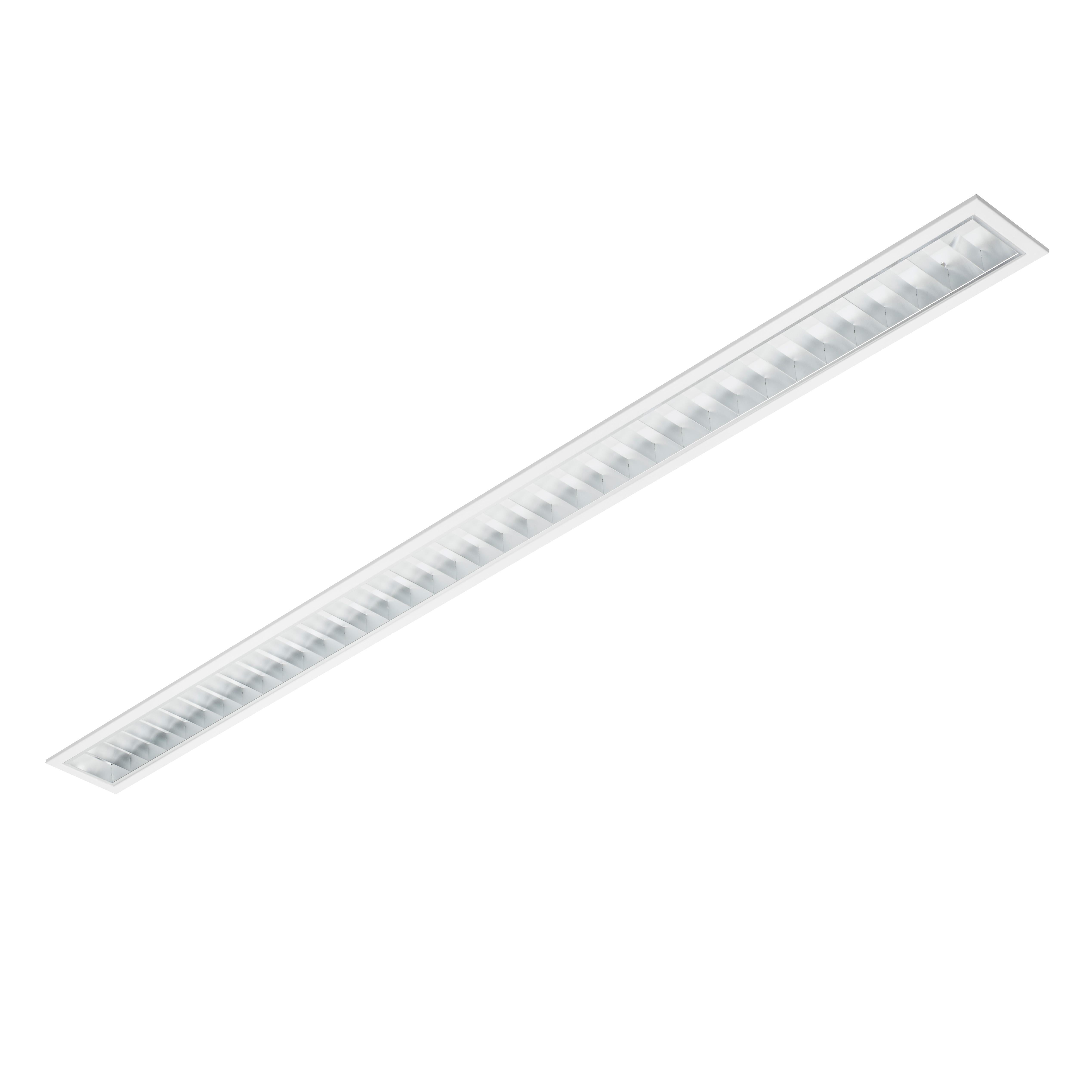 1 Stk SERM LED 112 L 1x56W 4000K, 6700lm Ra>80, weiß, DALI LI99001714