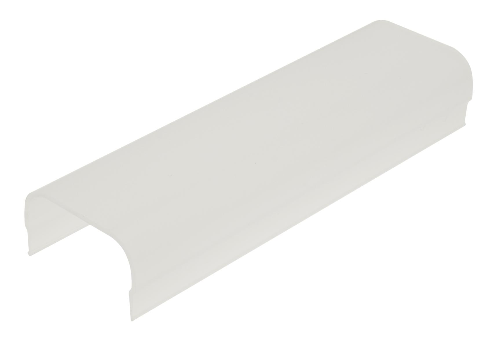 1 m PMMA Abdeckung MF Rund / Opal, 2m LIAB005006