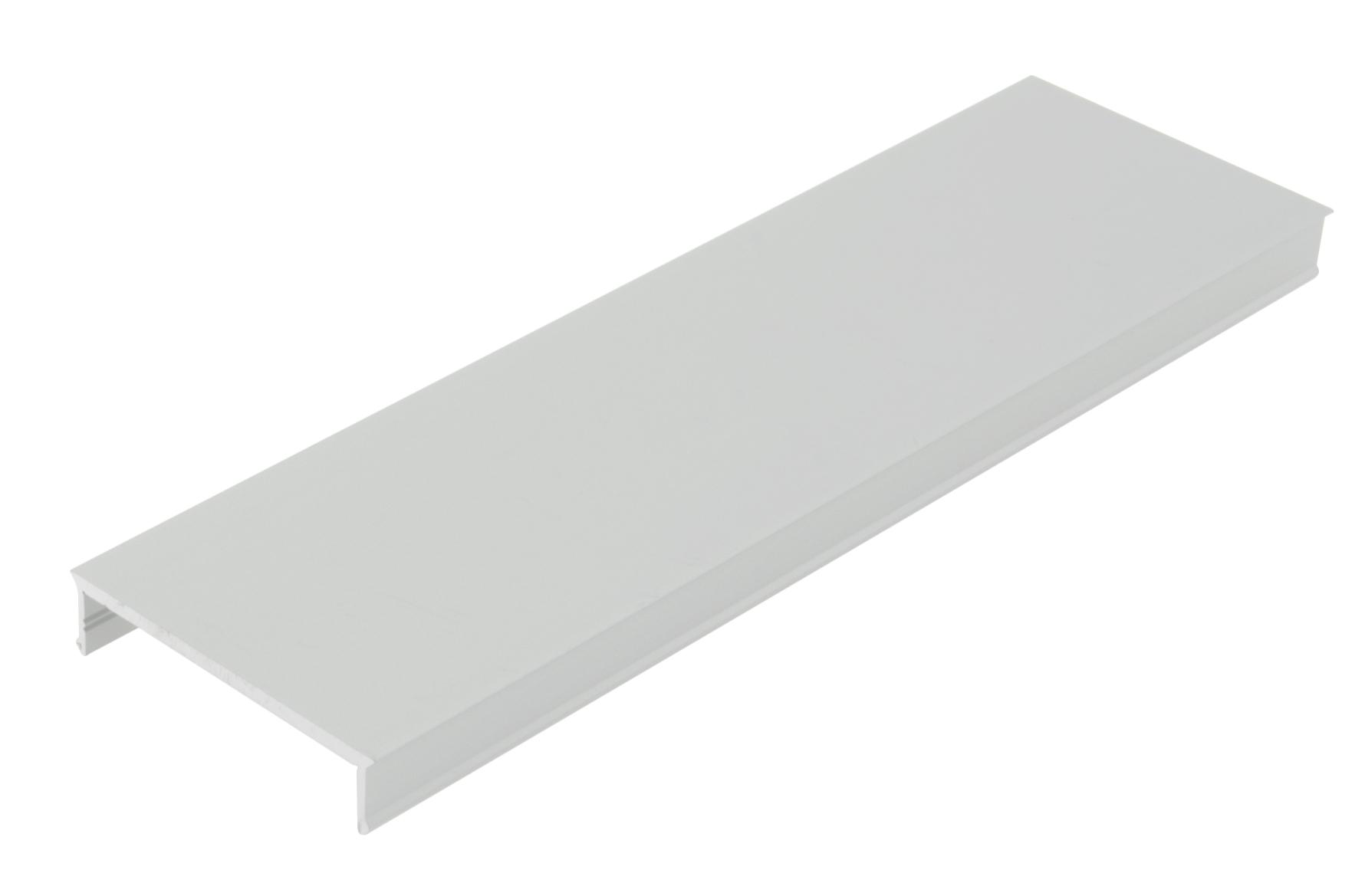 Aluminium Abdeckung MF 2m