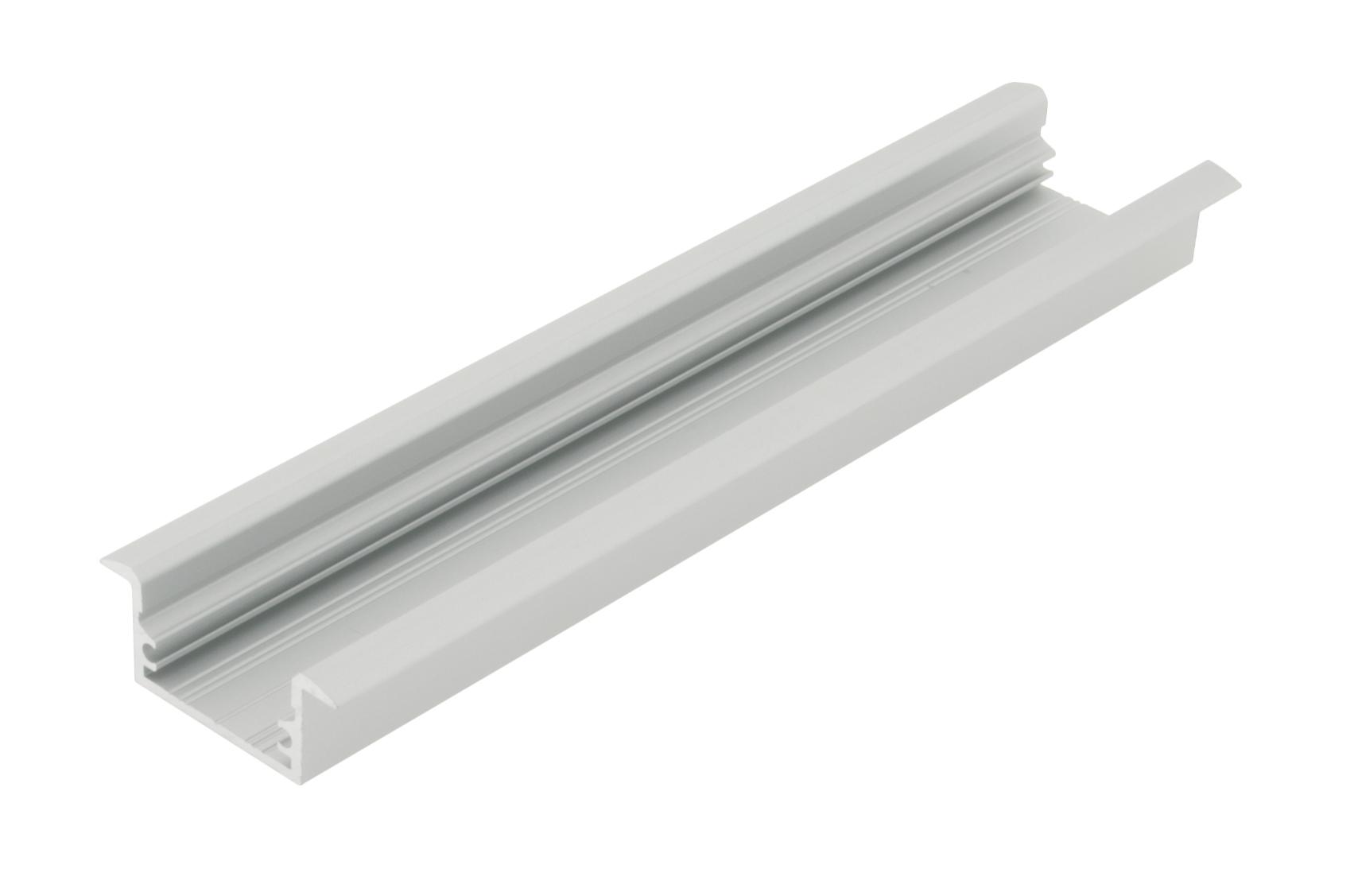 1 m Aluminiumprofil TBU, L-2000mm B-25mm H-14,5mm LIAP002004