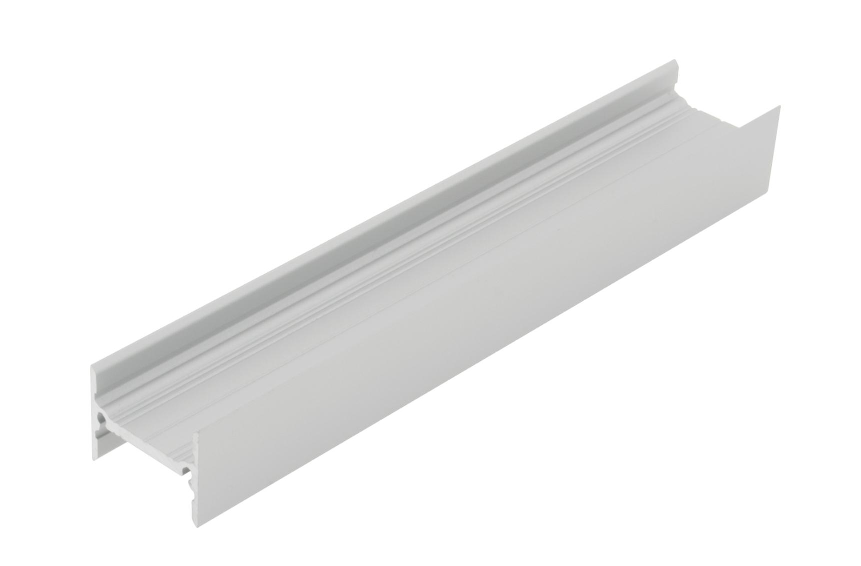1 m Aluminium Profil TBH, 2m LIAP002007
