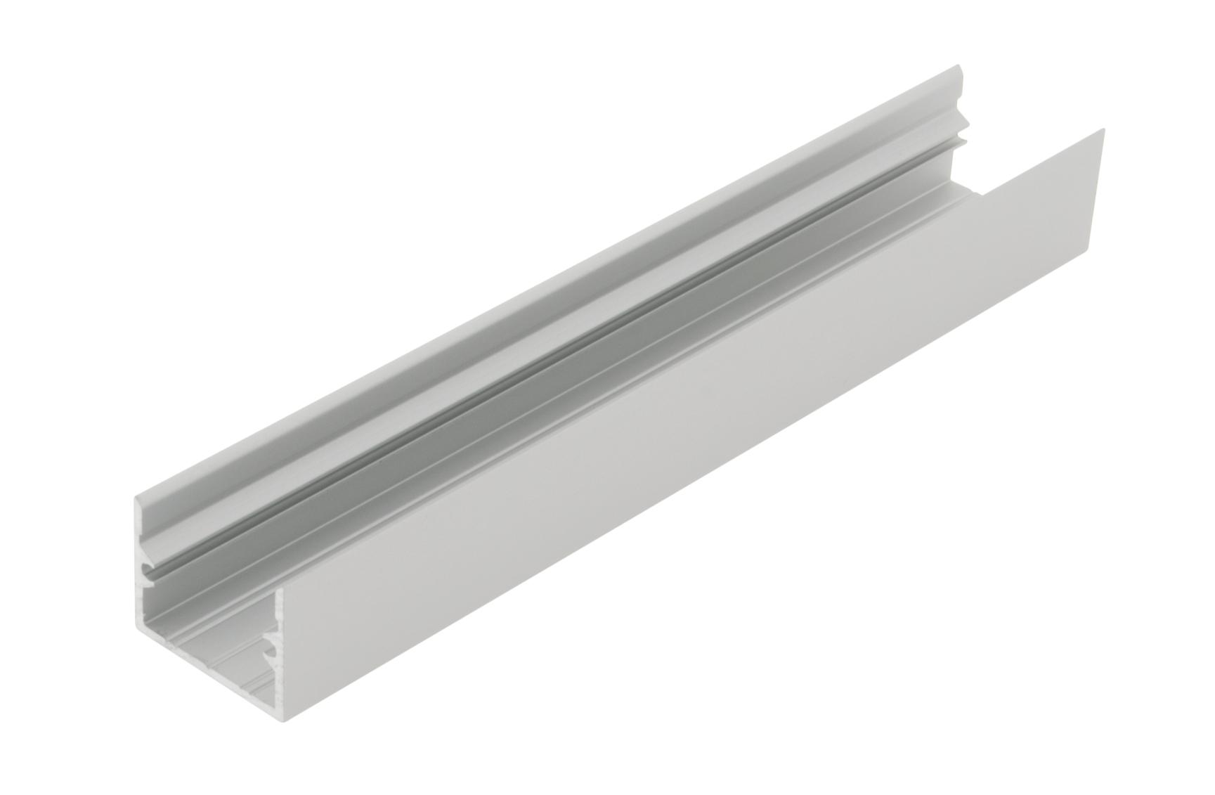 1 m Aluminium Profil TBL, 2m LIAP002008