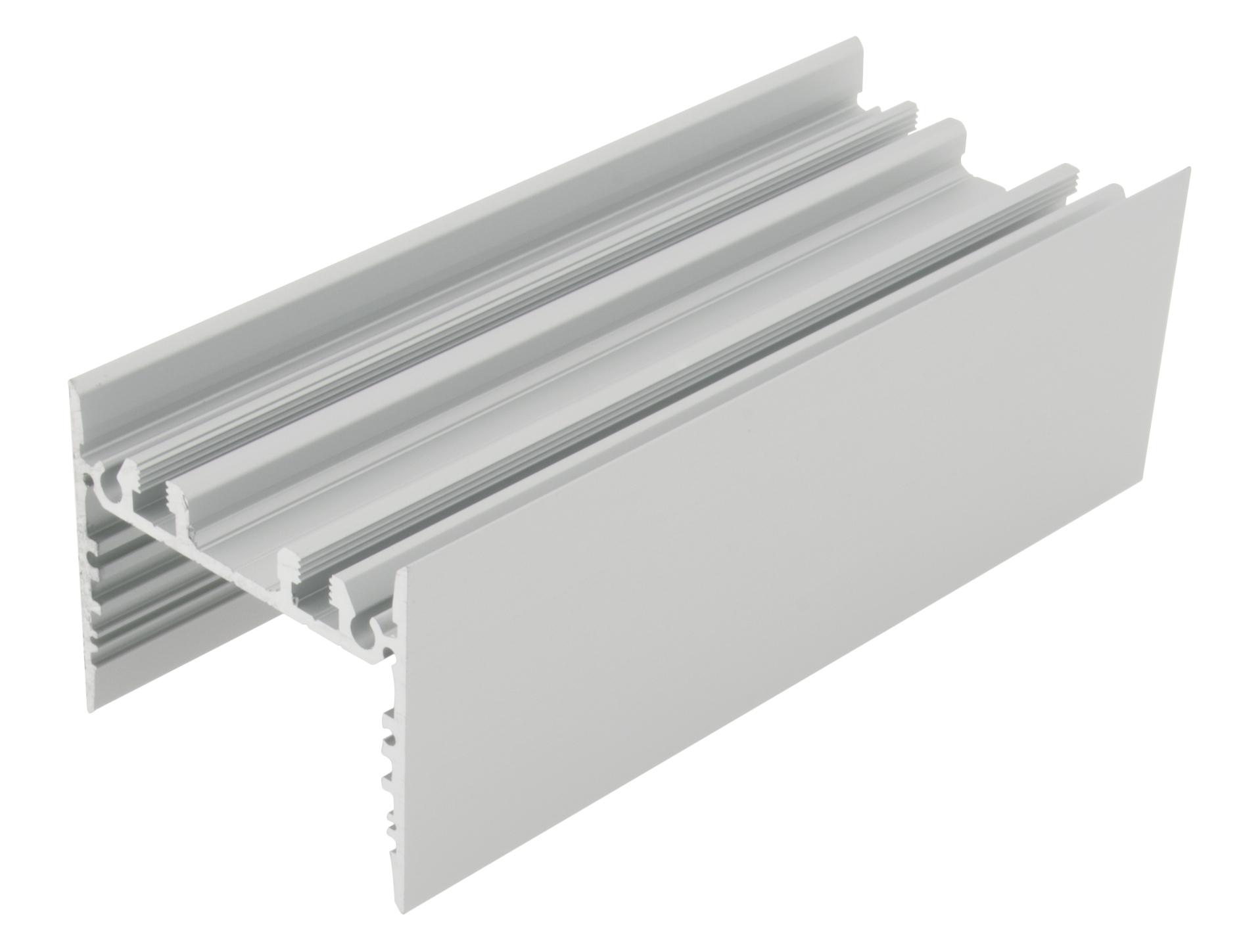 1 m Aluminiumprofil SLR, L-2000mm B-60mm H-50mm LIAP003001