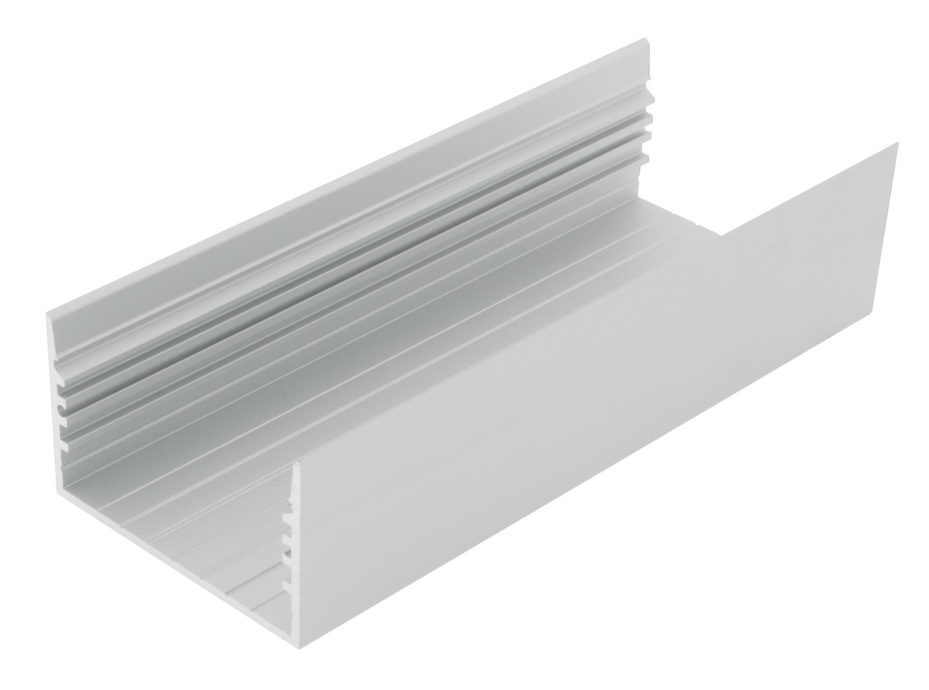 2 m Aluminiumprofil SLA, L-2000mm B-60mm H-36mm LIAP003002