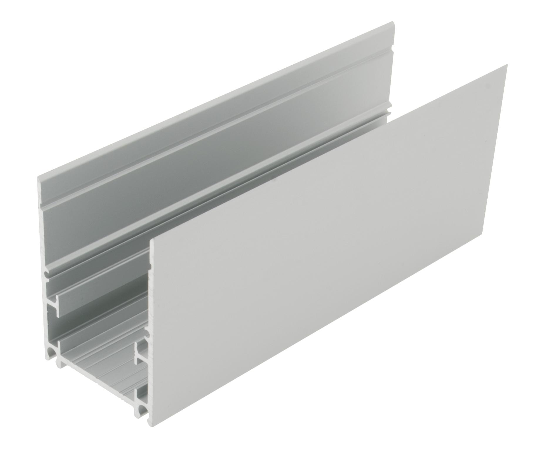 Aluminium Profil MFR 2m